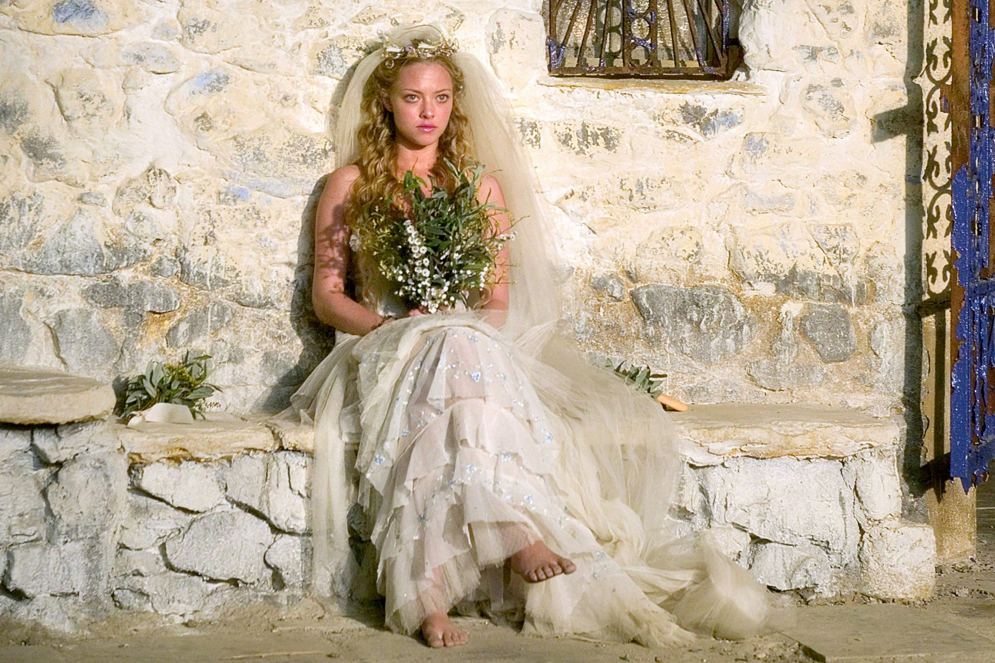 MAMMA MIA!, Amanda Seyfried, 2008. ©Universal/courtesy Everett Collection