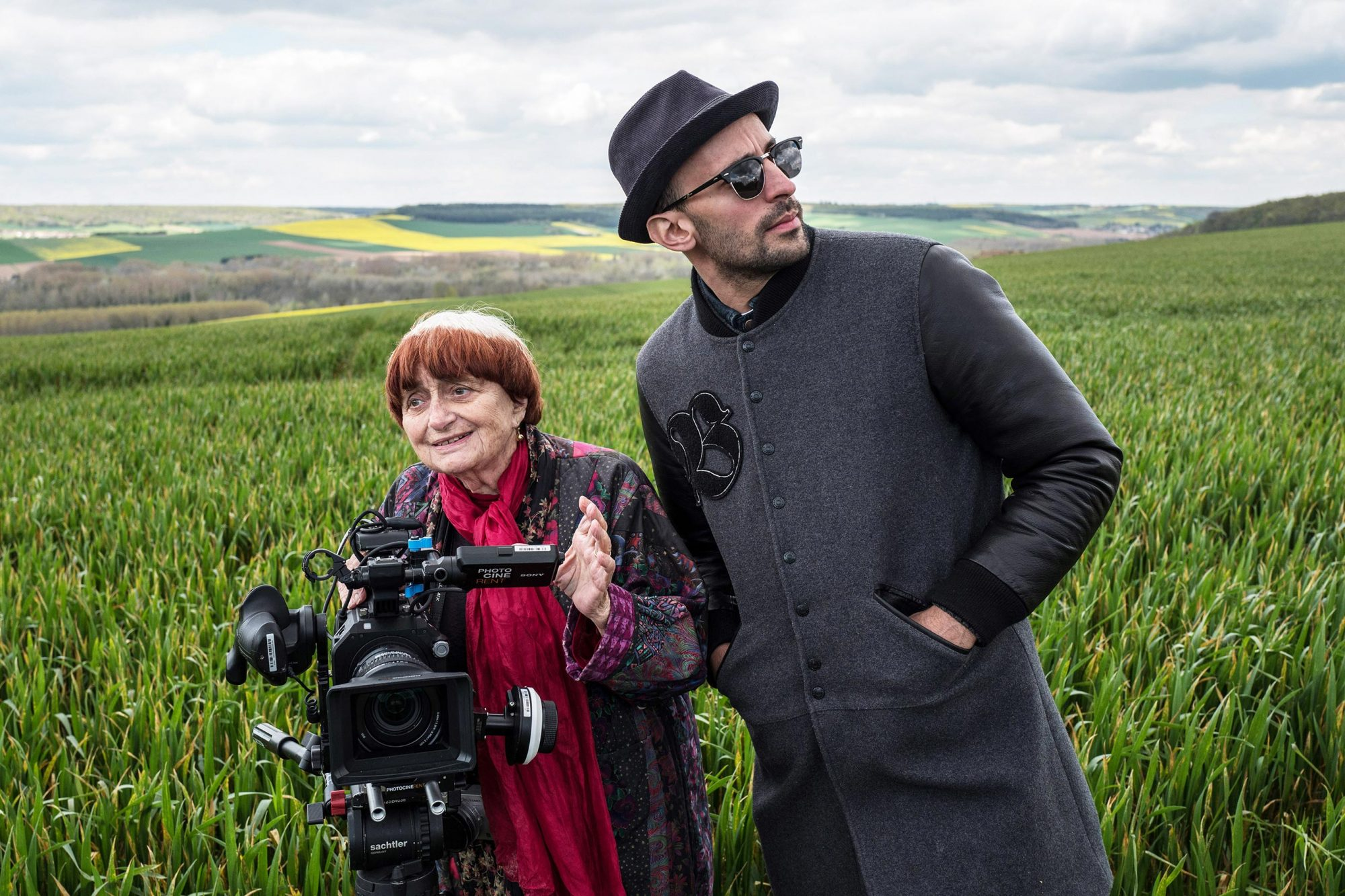 Faces Places (Agnès Varda, JR)