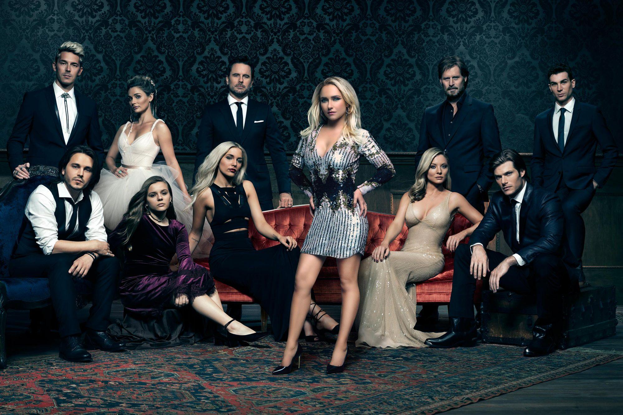 Nashville Season 6 CR: Mark Delong/CMT