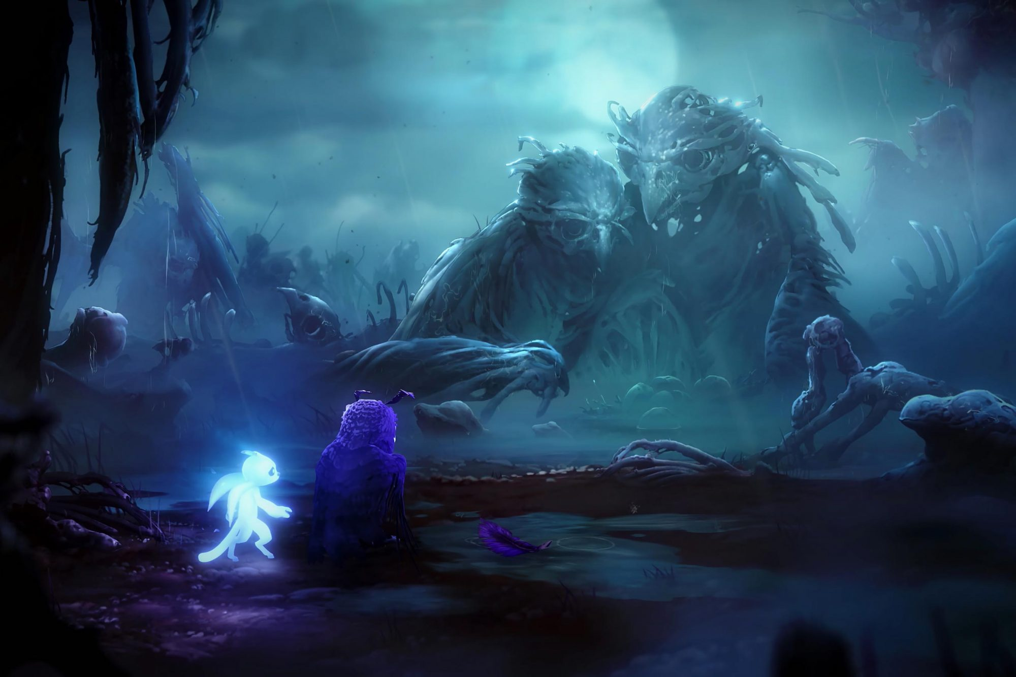 Ori and the Will of the Wisps video game (2018) CR: Microsoft Studios