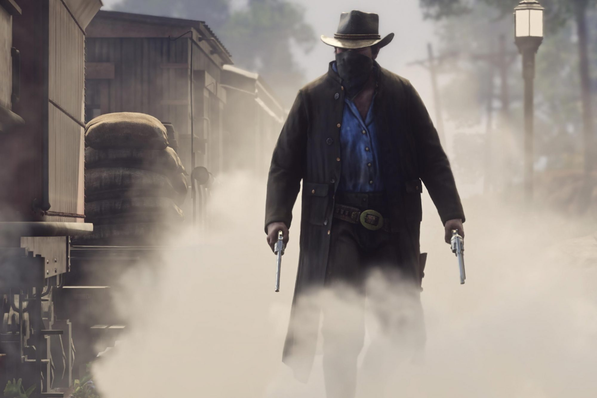 Red Dead Redemption 2 video game (2018) 2 CR: Rockstar Games