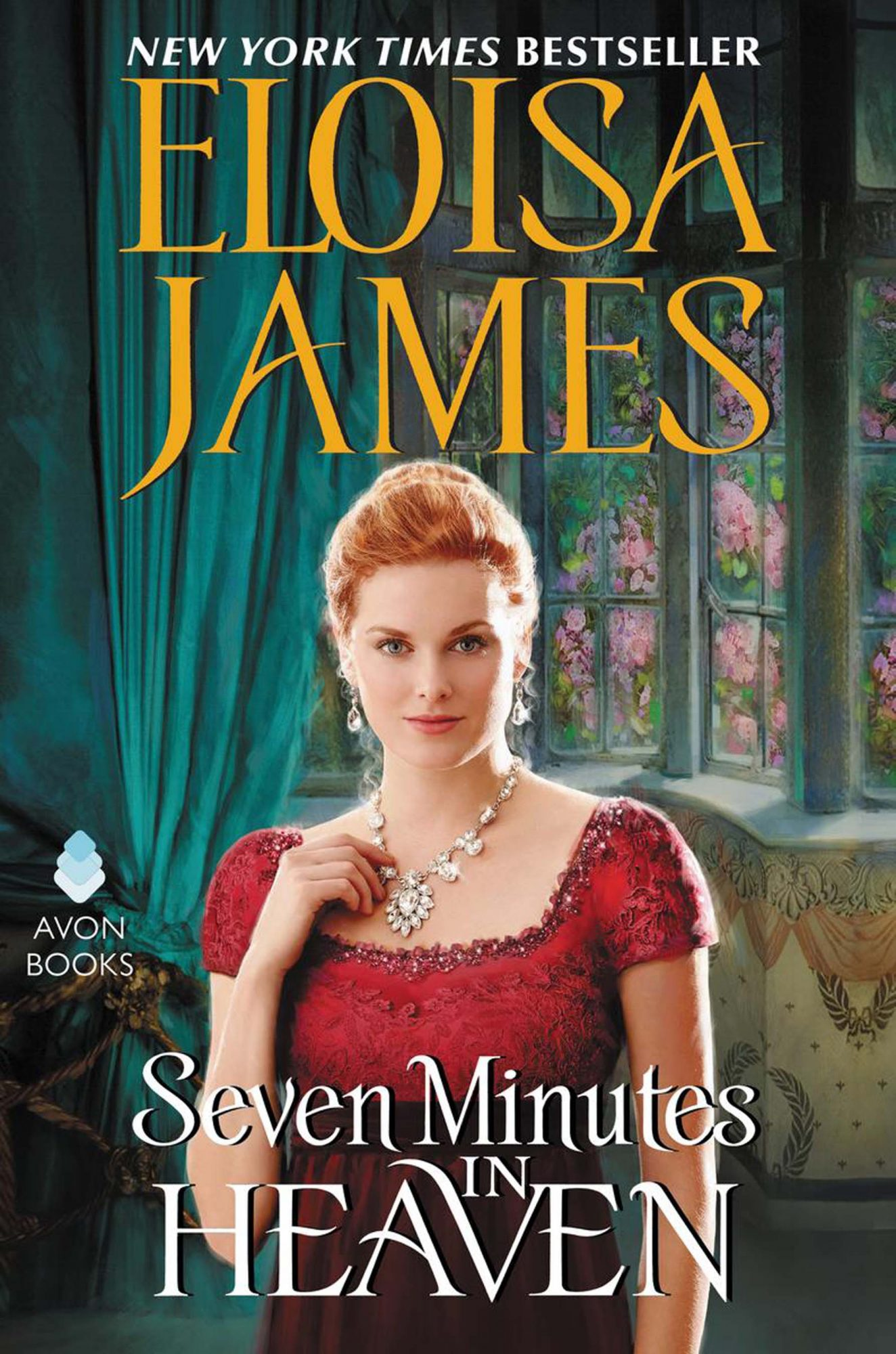 Seven Minutes in Heaven, by Eloisa James