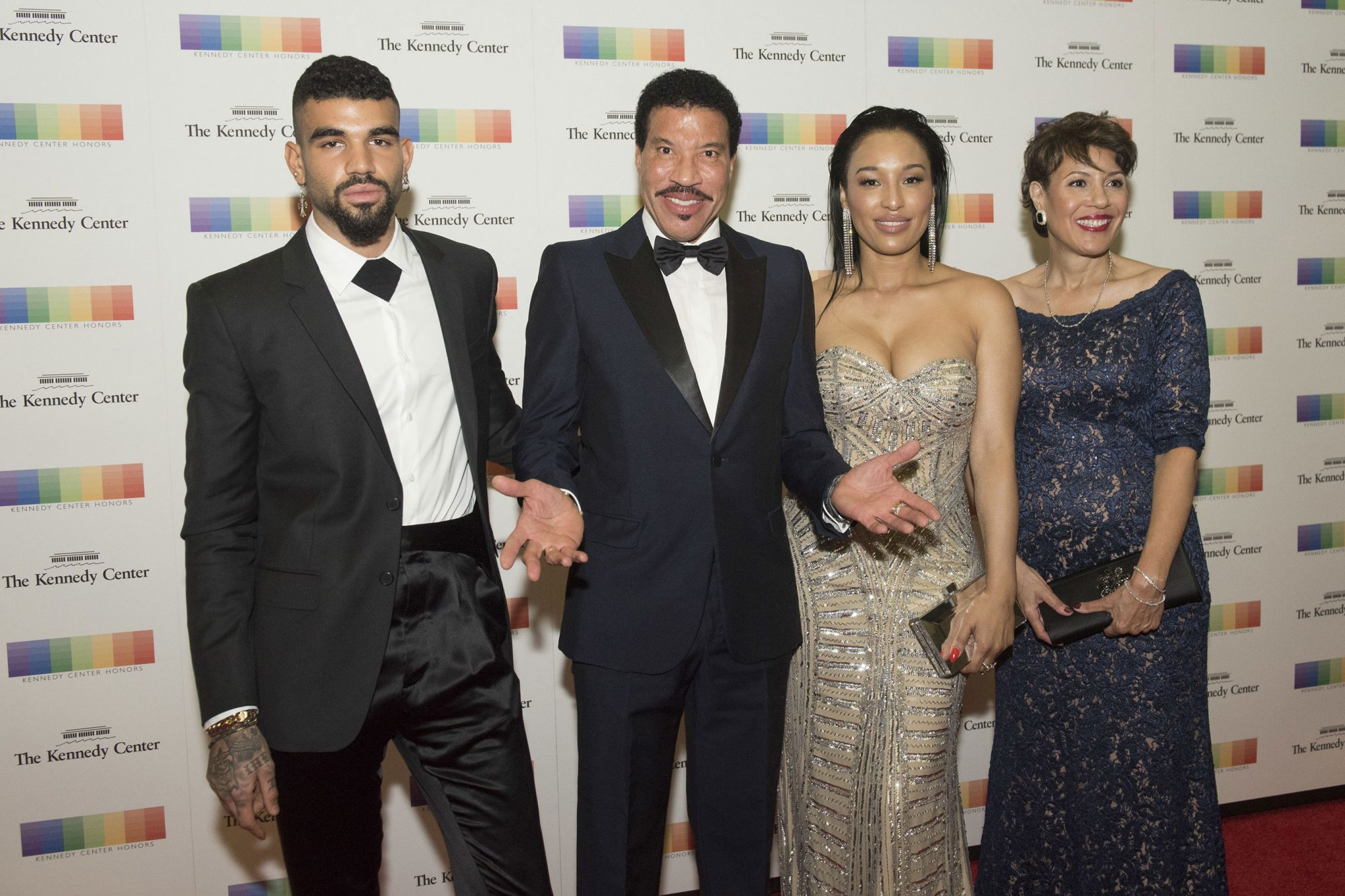 Kennedy Center Honors State Department, Washington, USA - 02 Dec 2017
