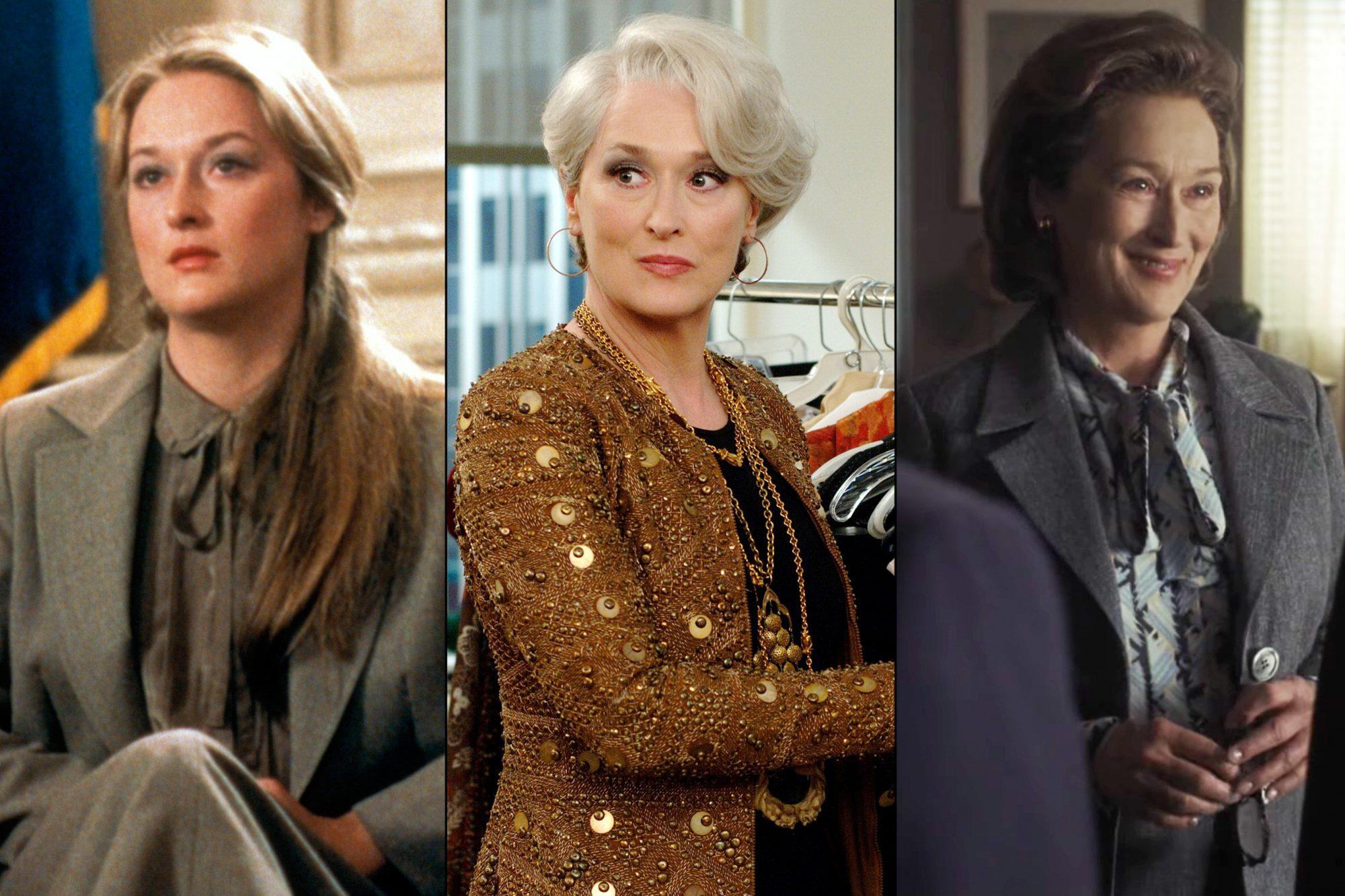 Meryl Streep, Queen of the Globes