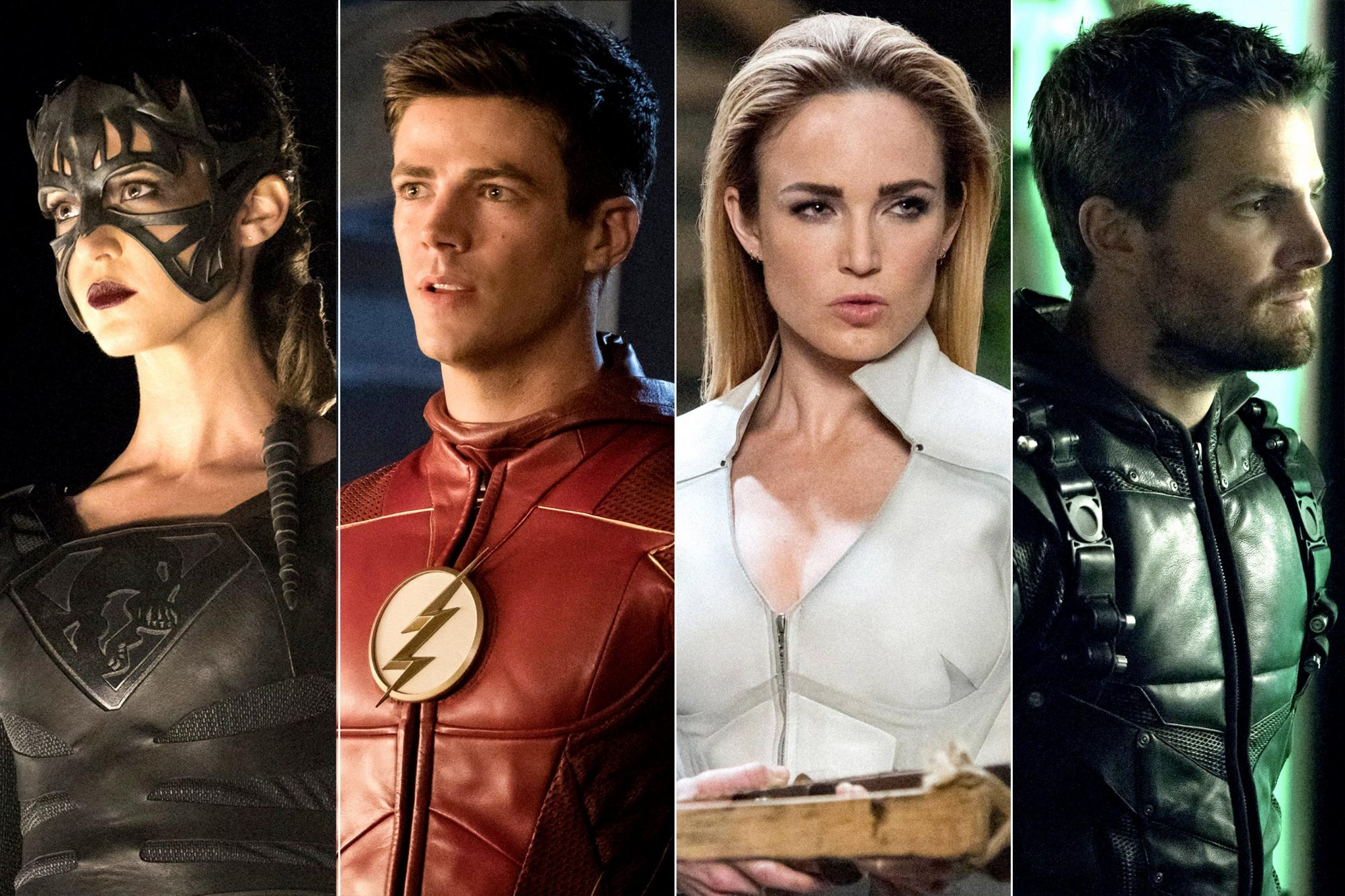 Supergirl / The Flash / DC's Legends of Tomorrow / Arrow