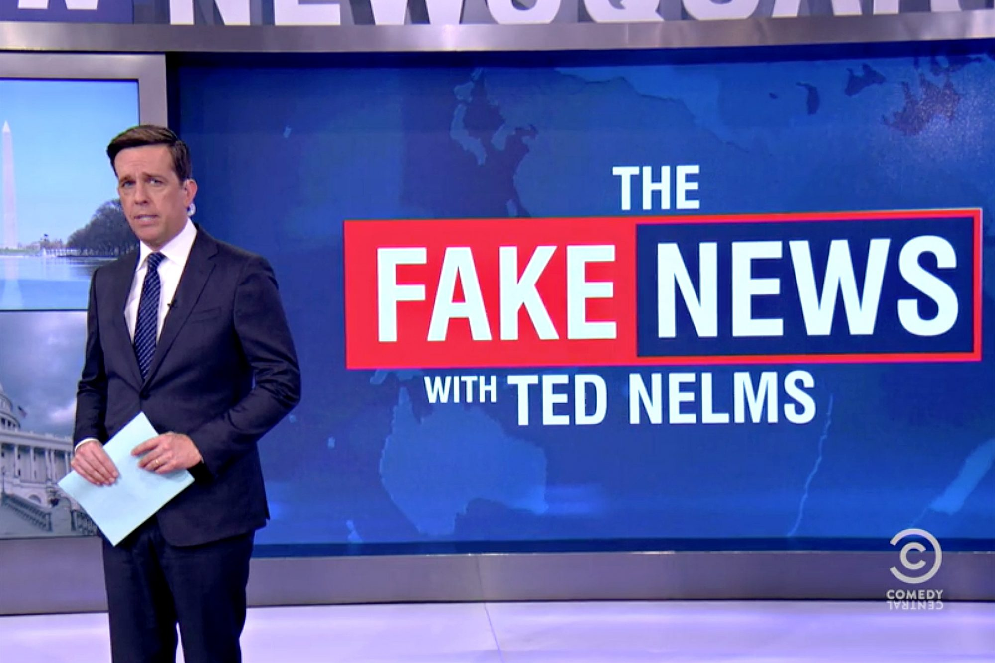 Fake News with Ted Nelms
