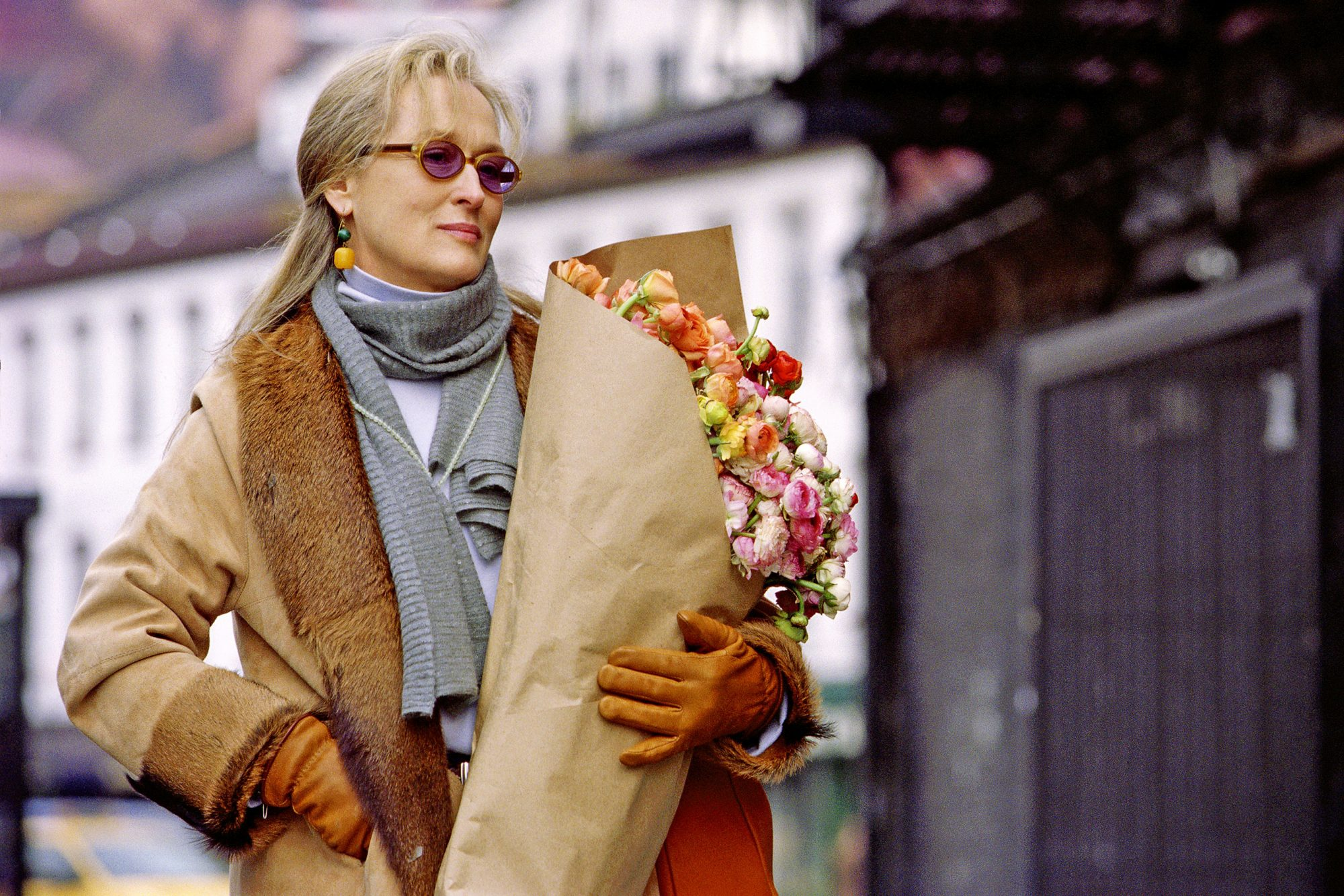 The HoursMeryl Streep2002 Paramount Pictures