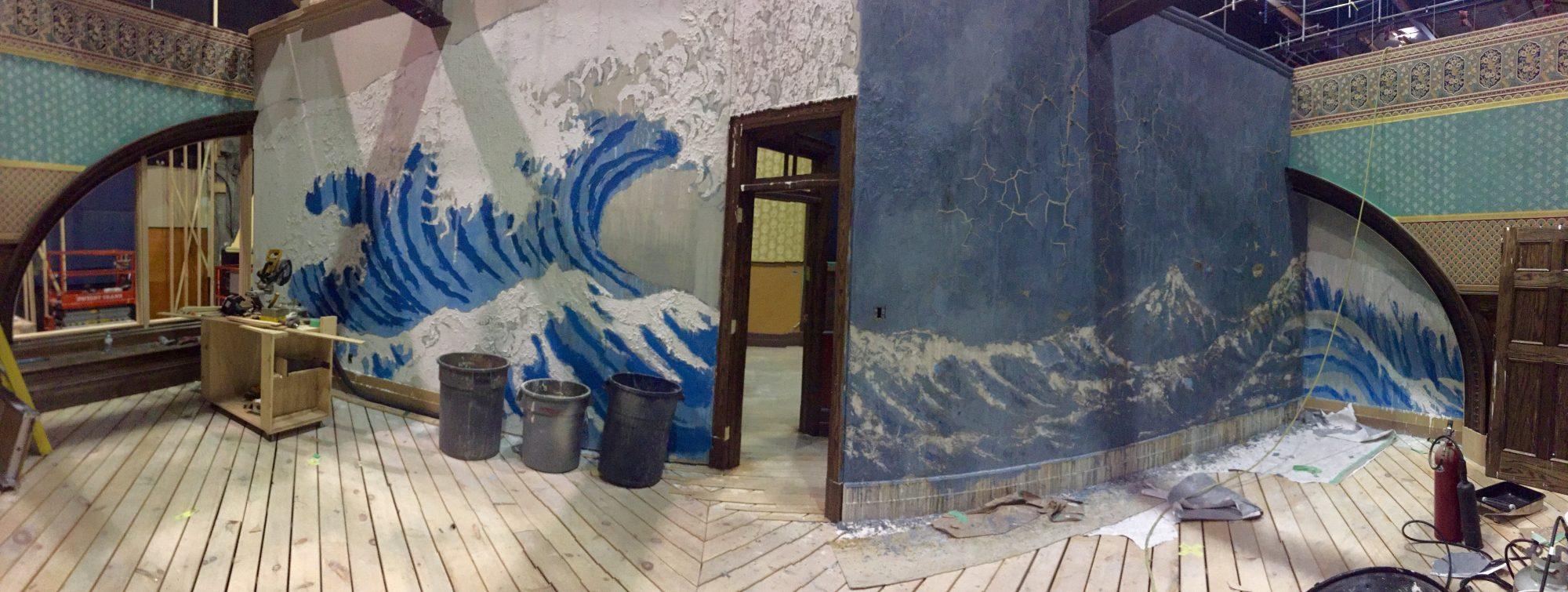 Wave wall progress 2