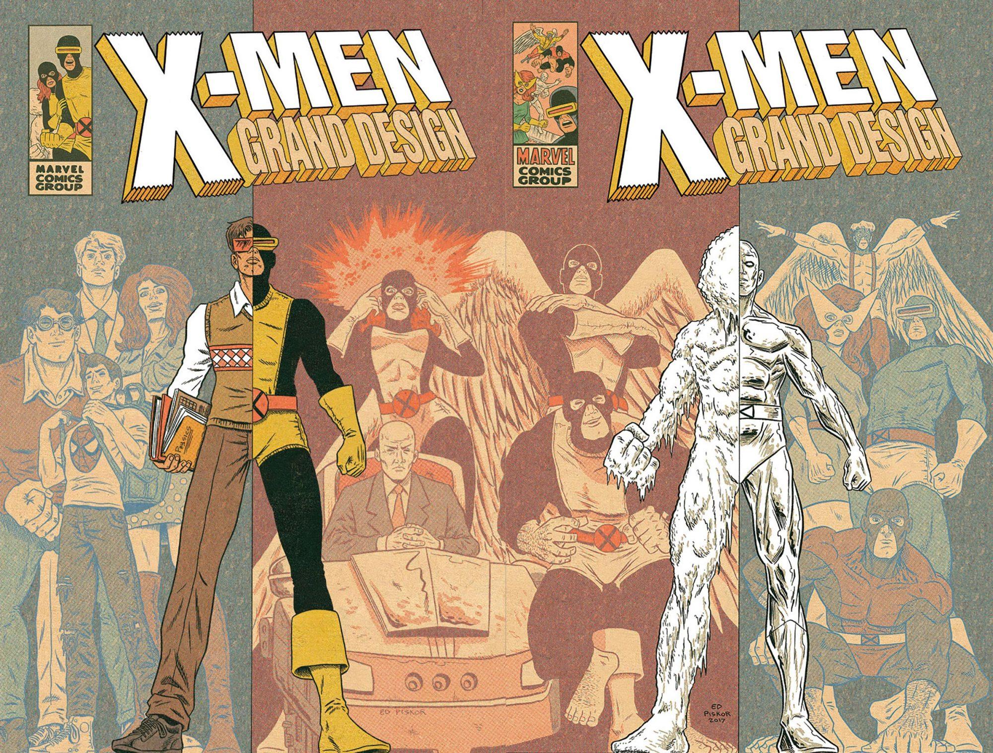 X-Men Grand Design CR: Marvel