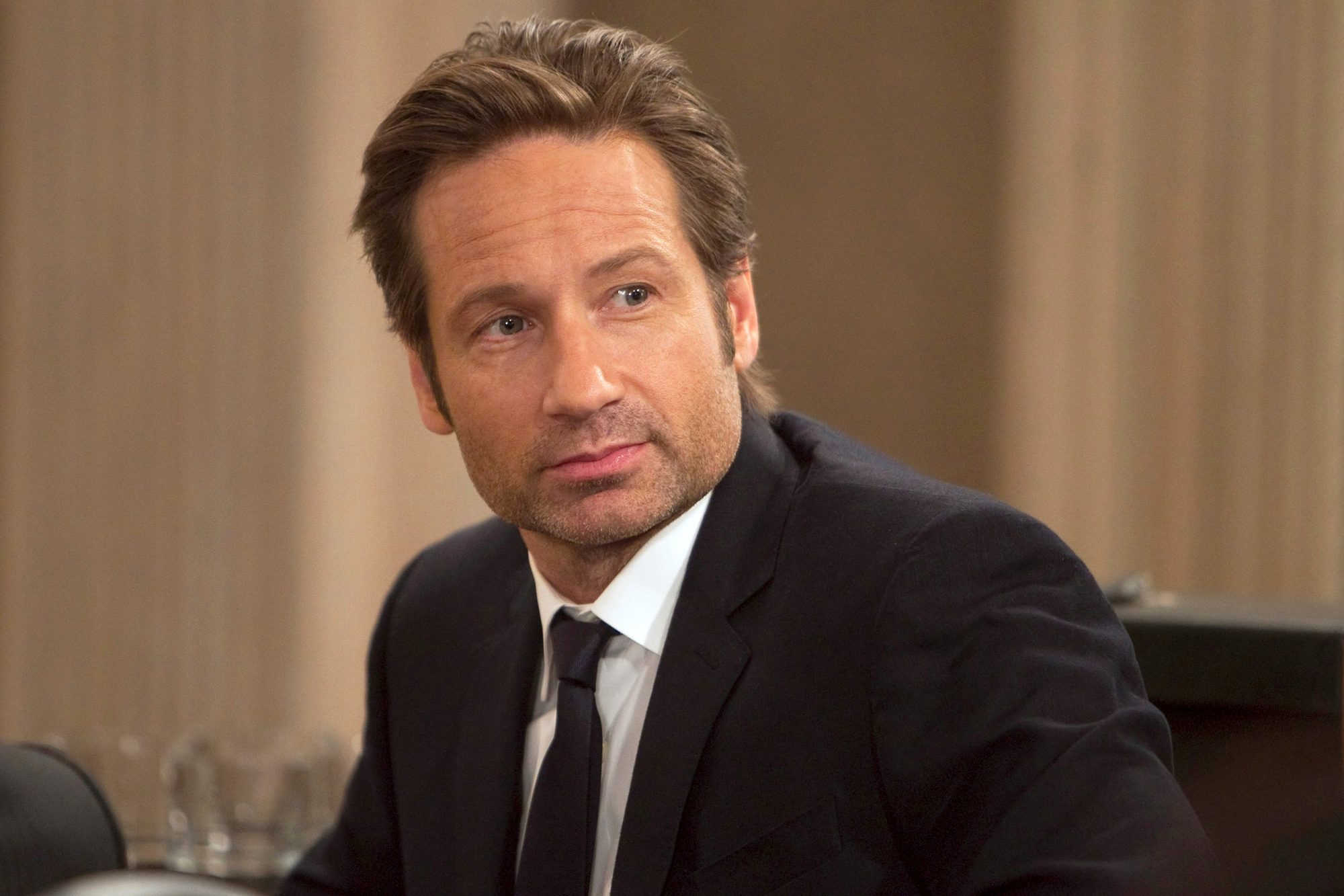 CALIFORNICATION, David Duchovny in 'The Trial' (Season 4, Episode 10, aired March 13, 2011). ph: