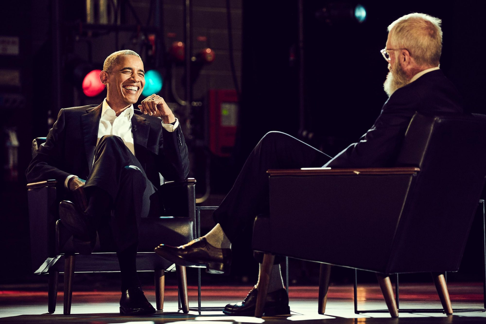 Obama on My Next Guest Needs No Introduction with David Letterman: Season 1