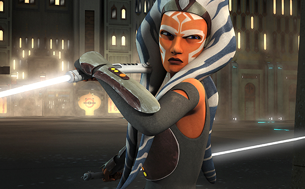"GALLERY: 'Star Wars' Timeline: STAR WARS REBELS - ""The Future of the Force"" AHSOKA"