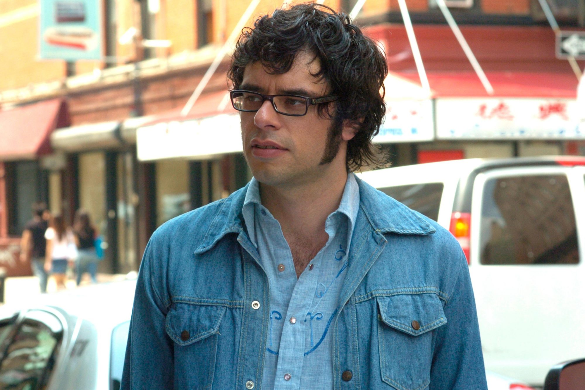 Flight of the Conchords, 2007Jemaine Clement CR: Nicole Rivelli/HBO