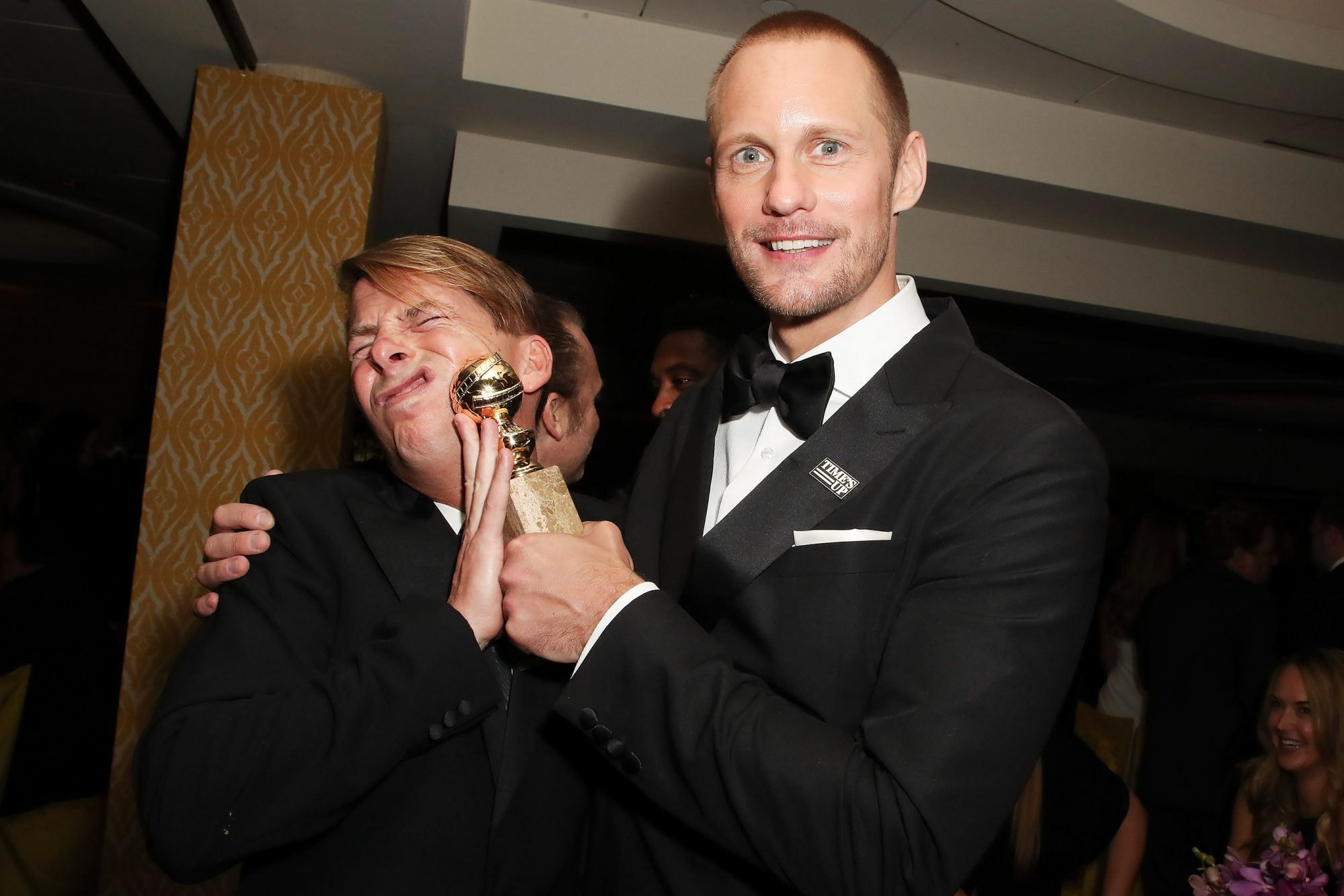 HBO Golden Globes After Party, Inside, Los Angeles, USA - 07 Jan 2018