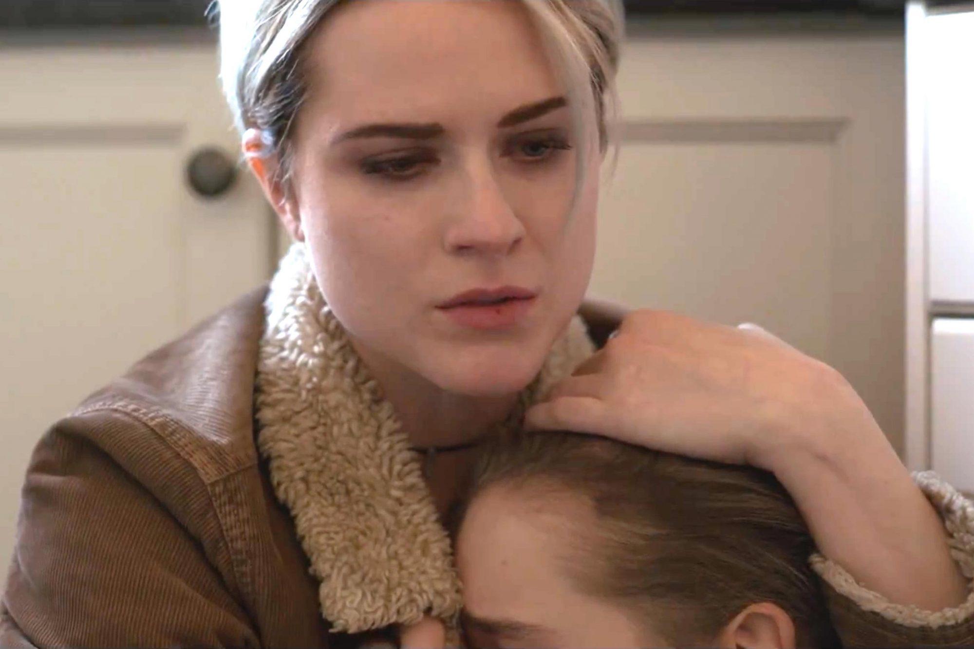 Allure (2018) -- Pictured: Laura (Evan Rachel Wood) CR: Films Seville