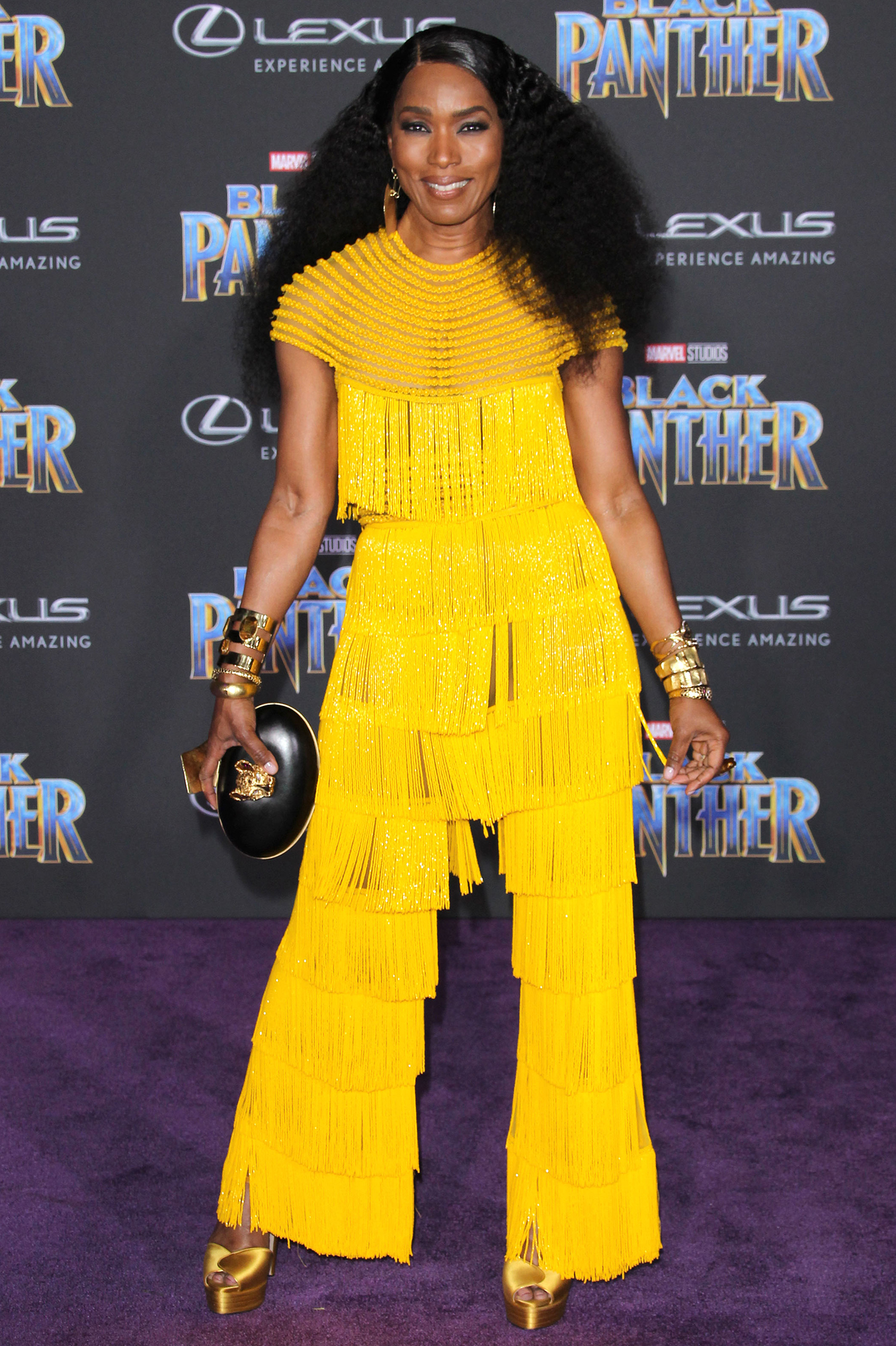 Black Panther film premiere Arrivals Los Angeles USA  29 Jan 2018