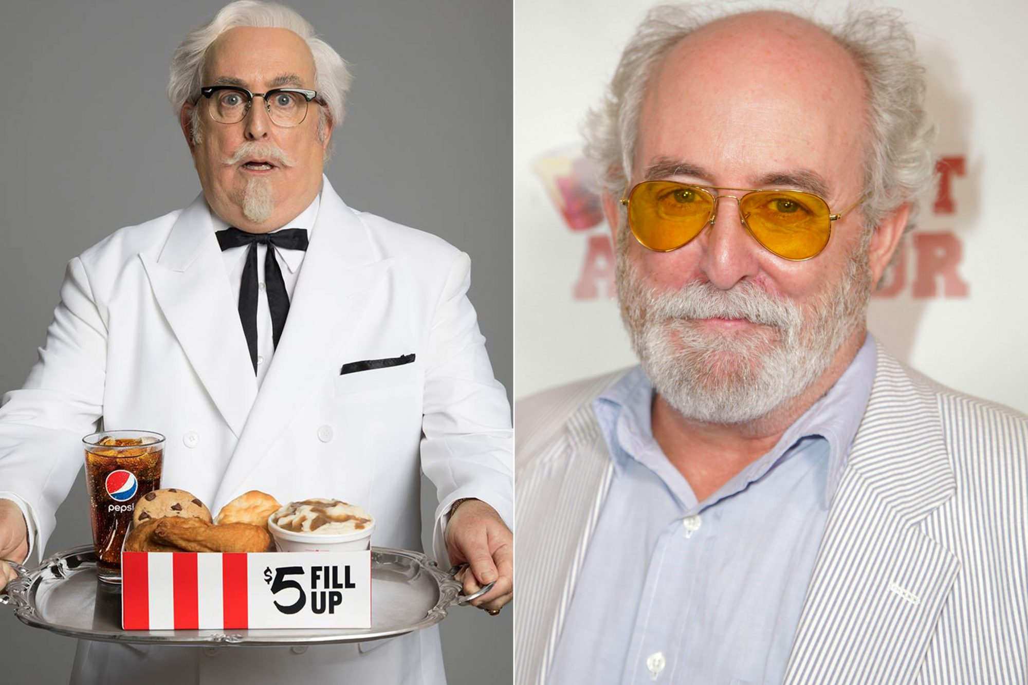 Who Is The Christmas Colonel Sanders 2020 KFC commercials: Every person who's played Colonel Sanders | EW.com