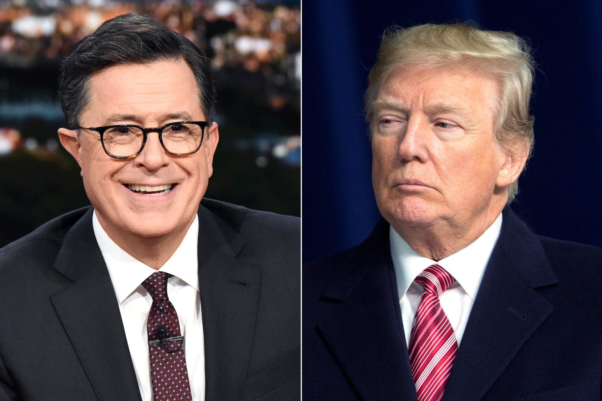 Colbert-Trump