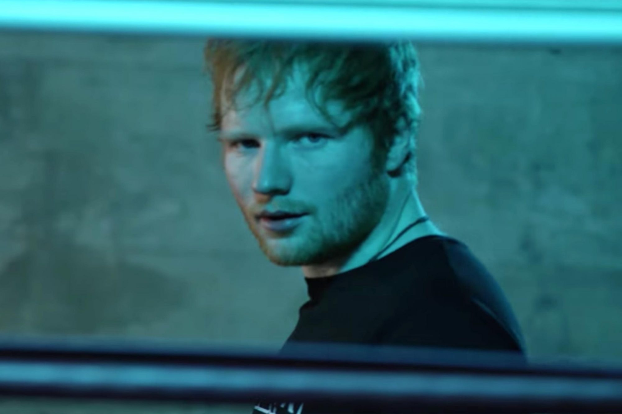 Ed Sheeran - Shape of You [Official Video] (screen grab) CR: Ed Sheeran/YouTube