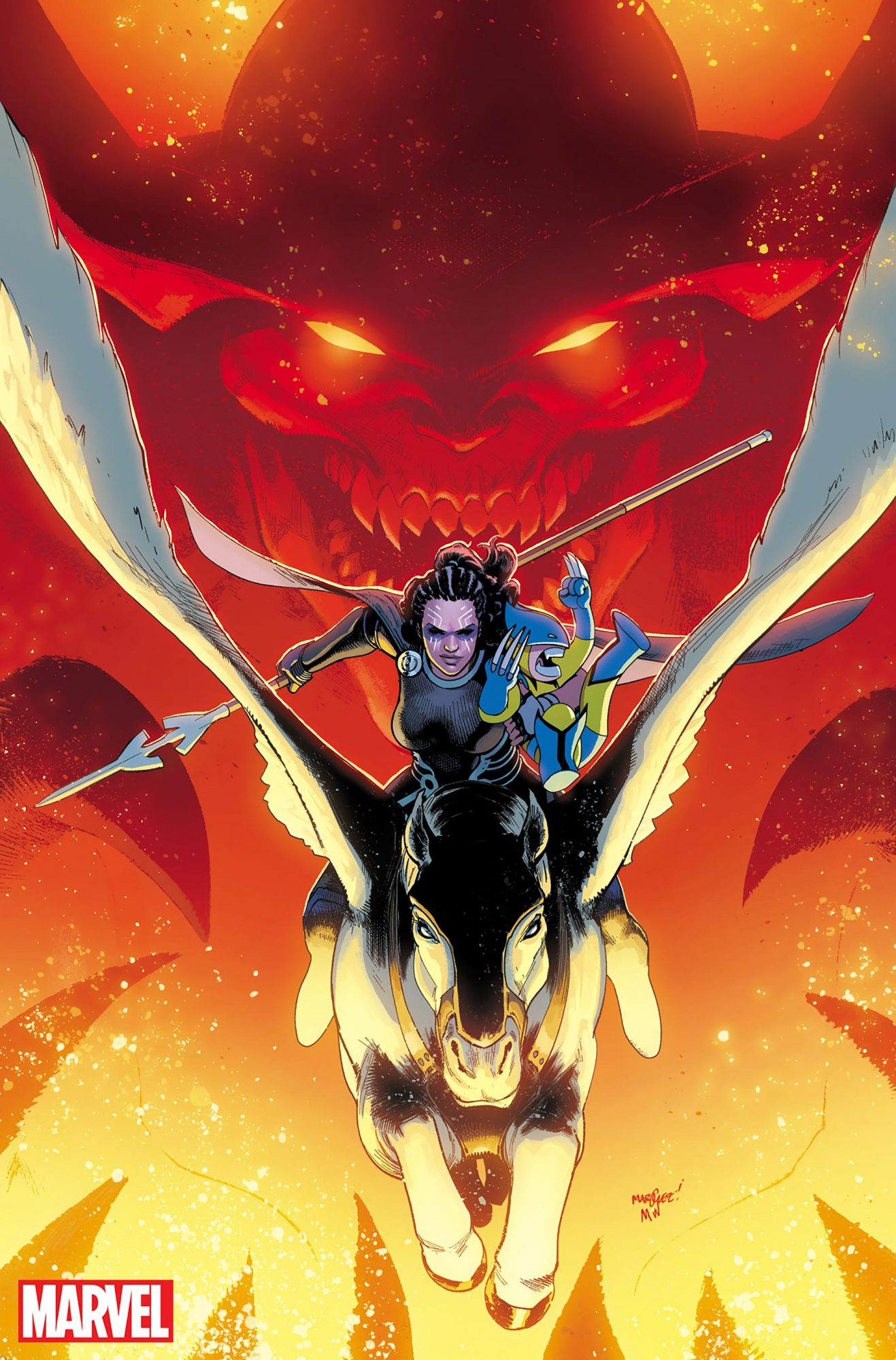 Valkyrie Comic Book CR: Marvel
