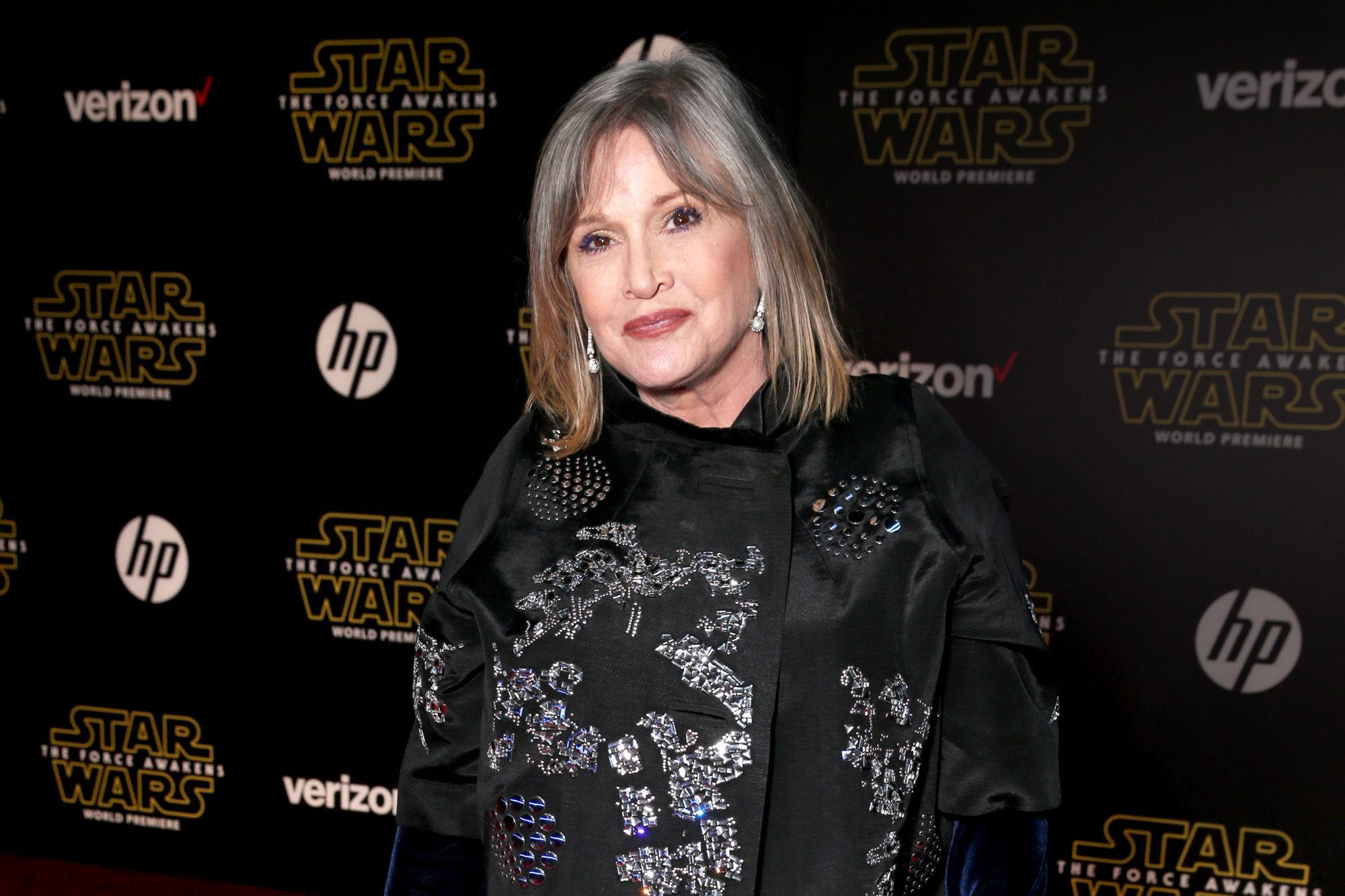 "Premiere Of Walt Disney Pictures And Lucasfilm's ""Star Wars: The Force Awakens"" - Red Carpet"