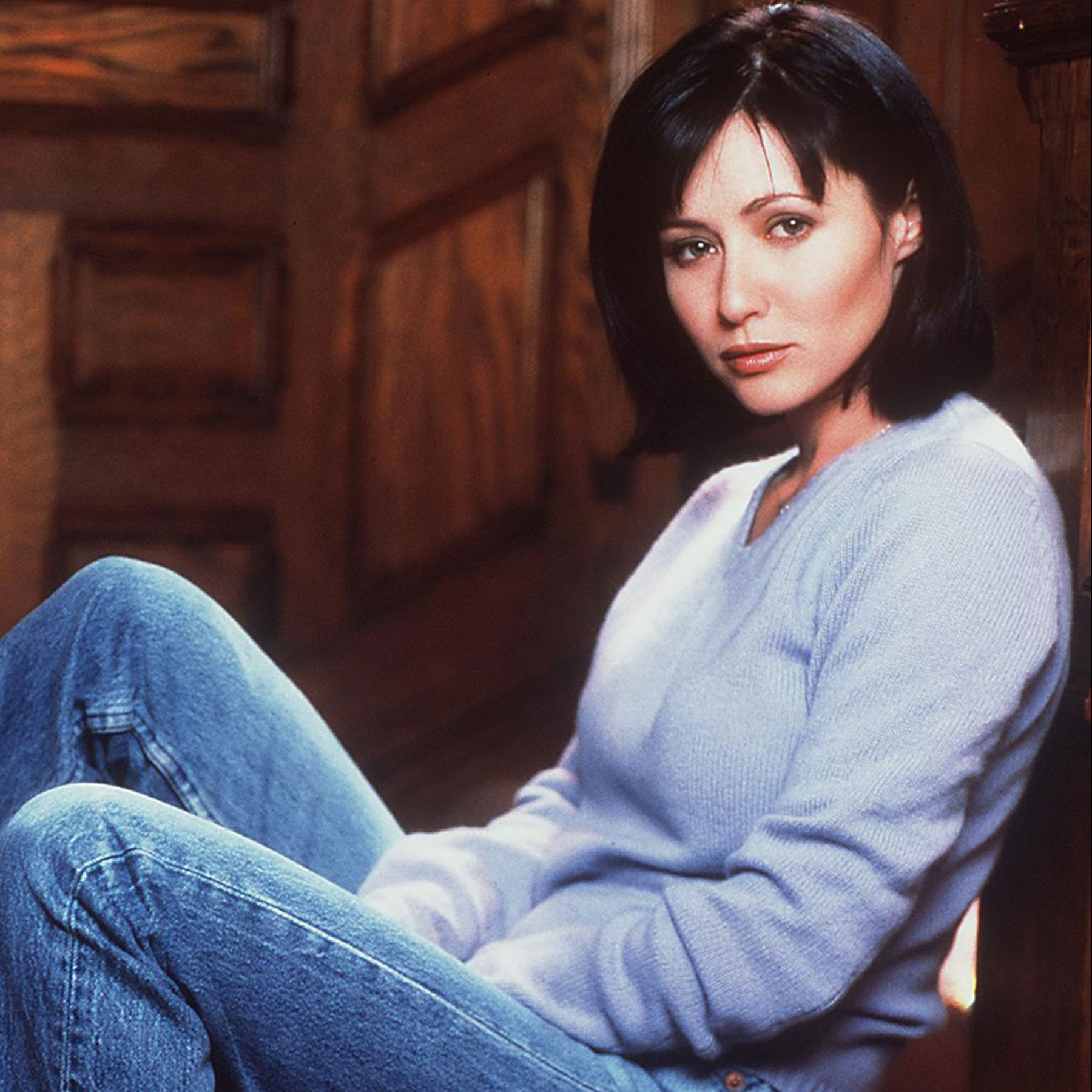 Shannen Doherty Stars In The New Series Charmed