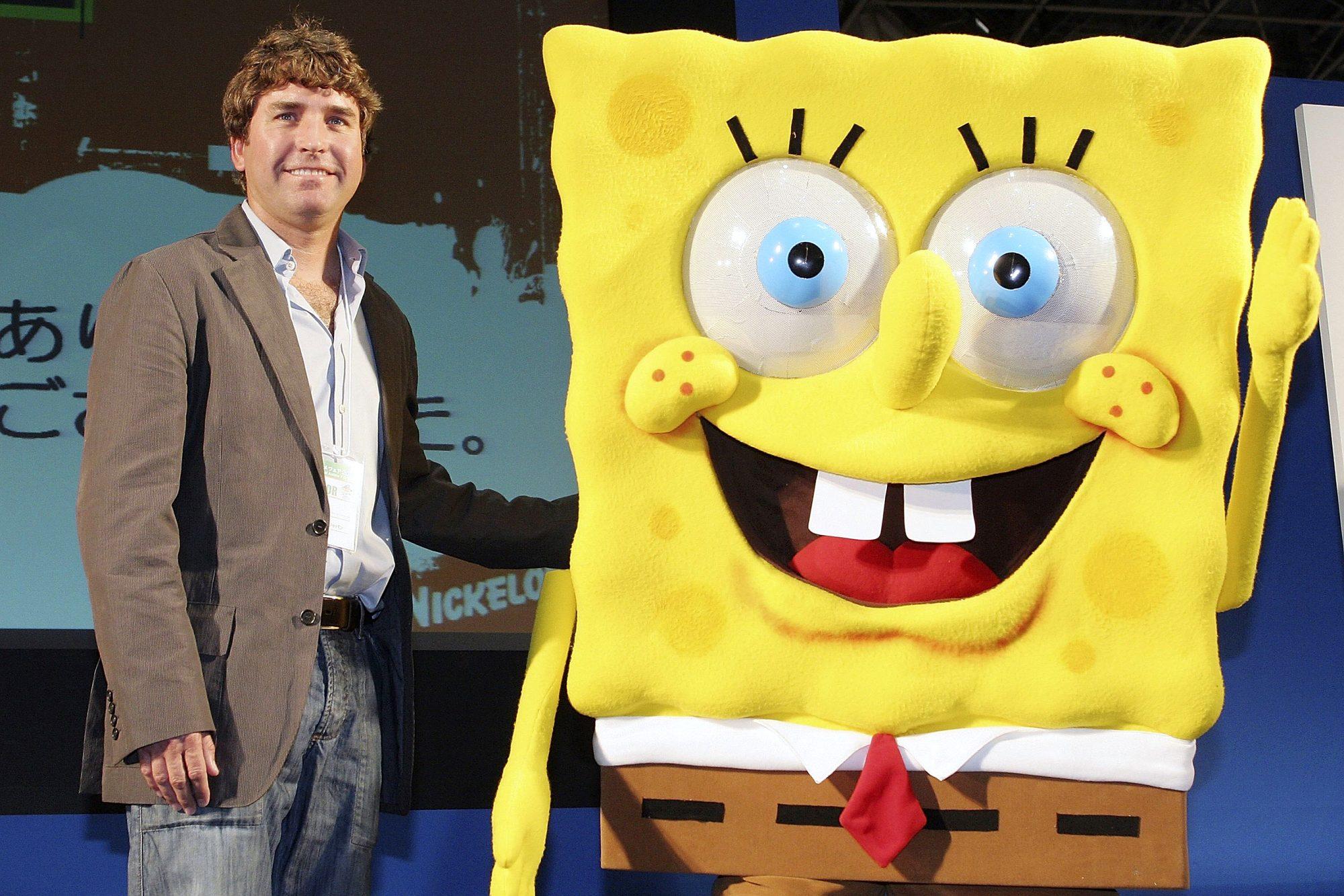 """The SpongeBob SquarePants"" Preview At Tokyo International Anime Fair"