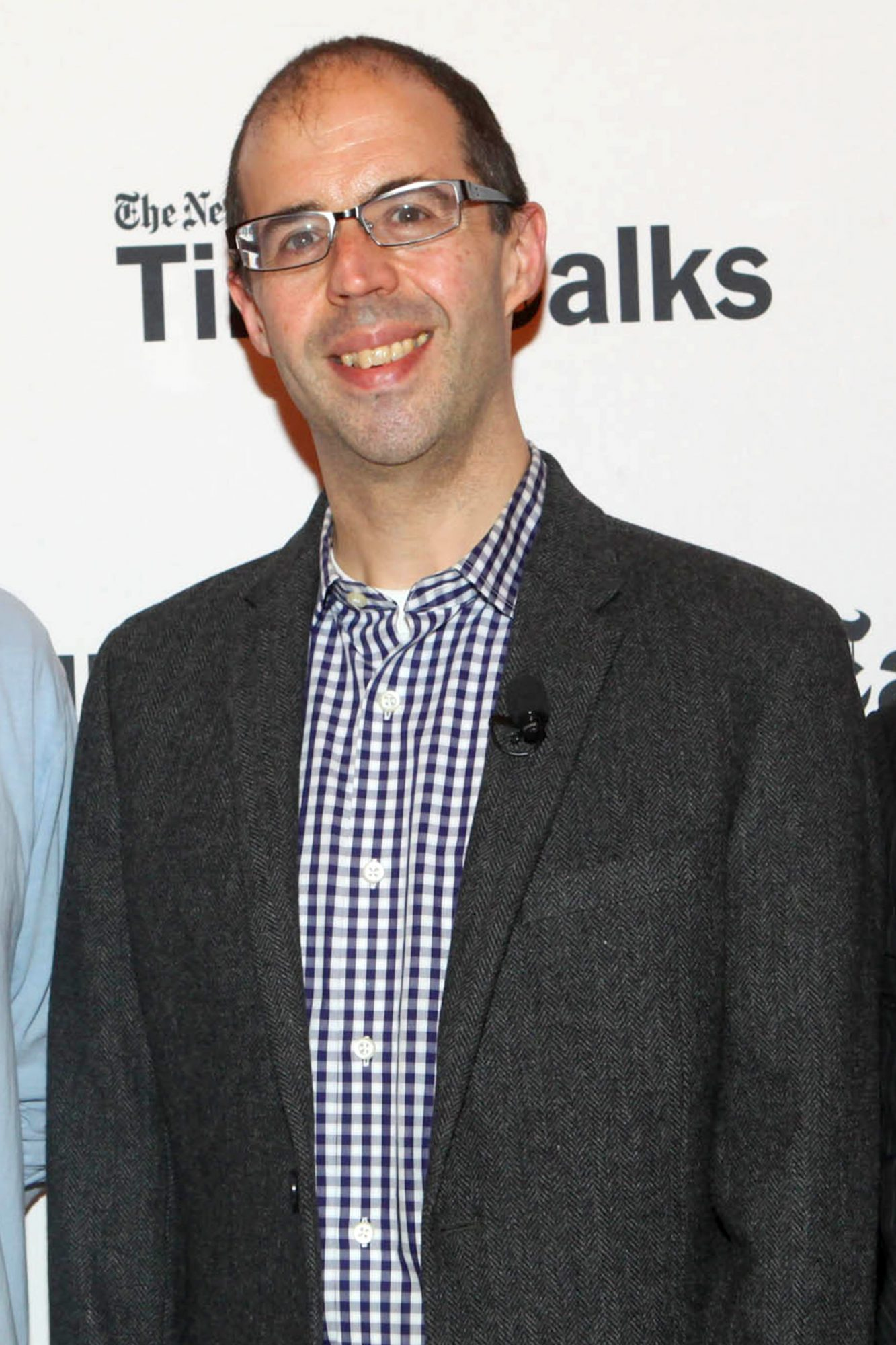 TimesTalks Featuring Jon Stewart & Chris Smith