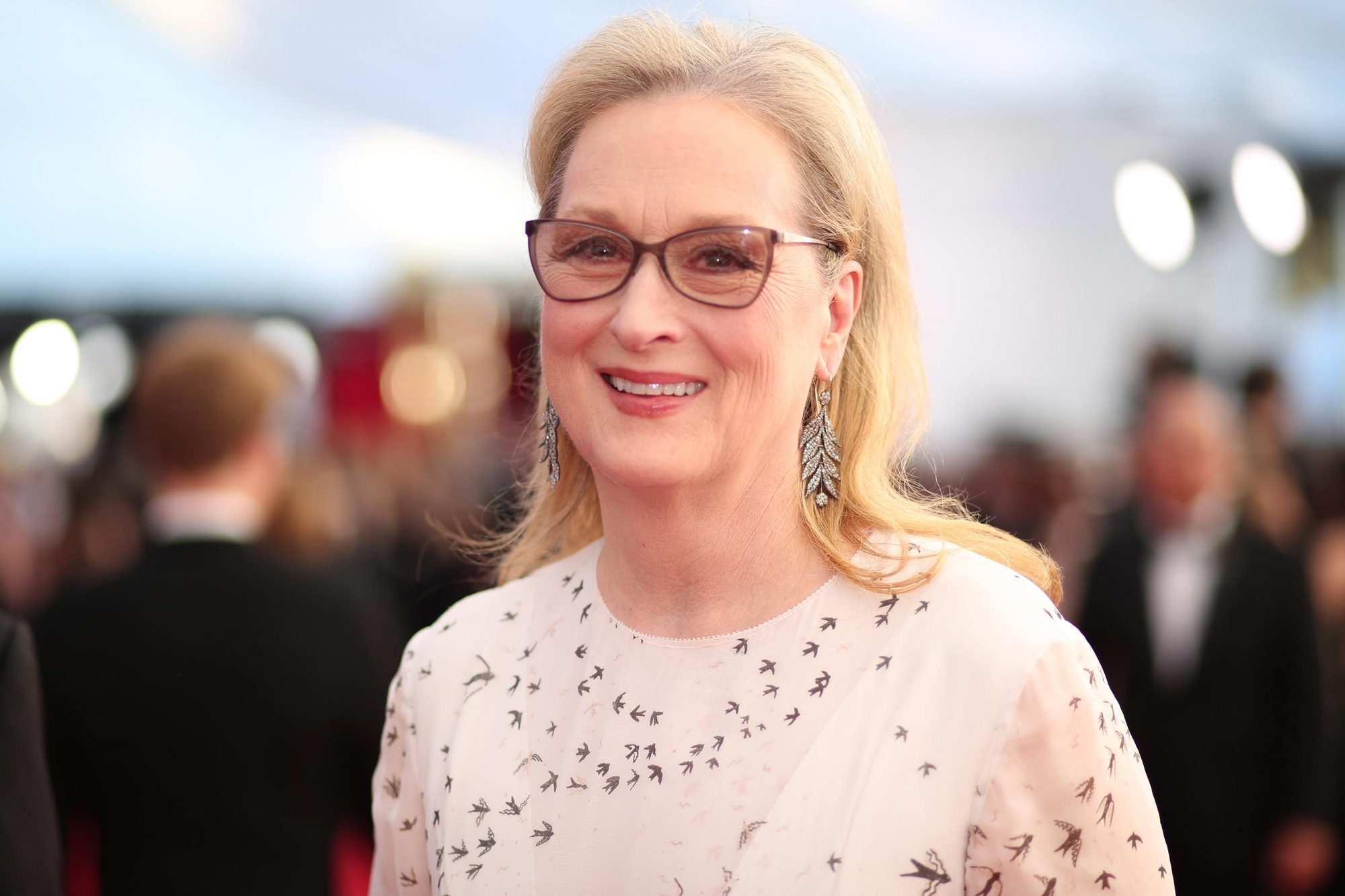 Meryl Streep, TV Star?