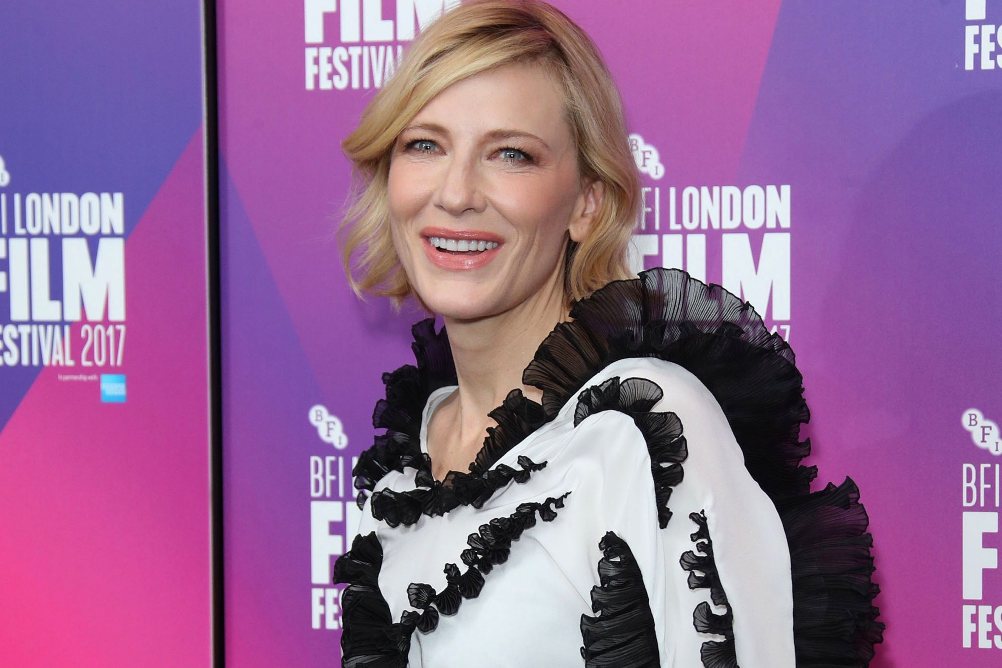 LFF Connects: Julian Rosefeldt & Cate Blanchett - 61st BFI London Film Festival