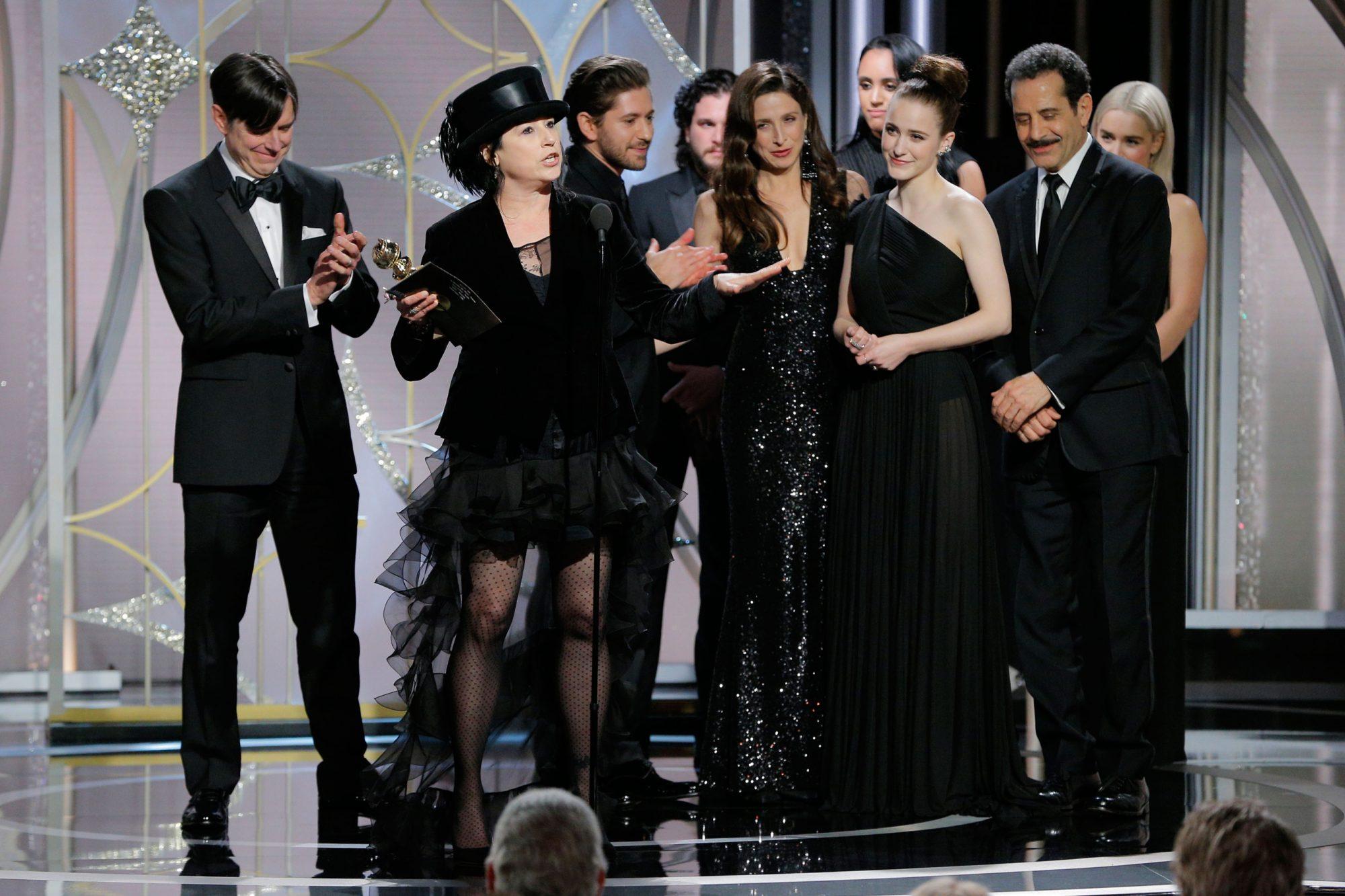 75th Annual Golden Globe Awards - Show