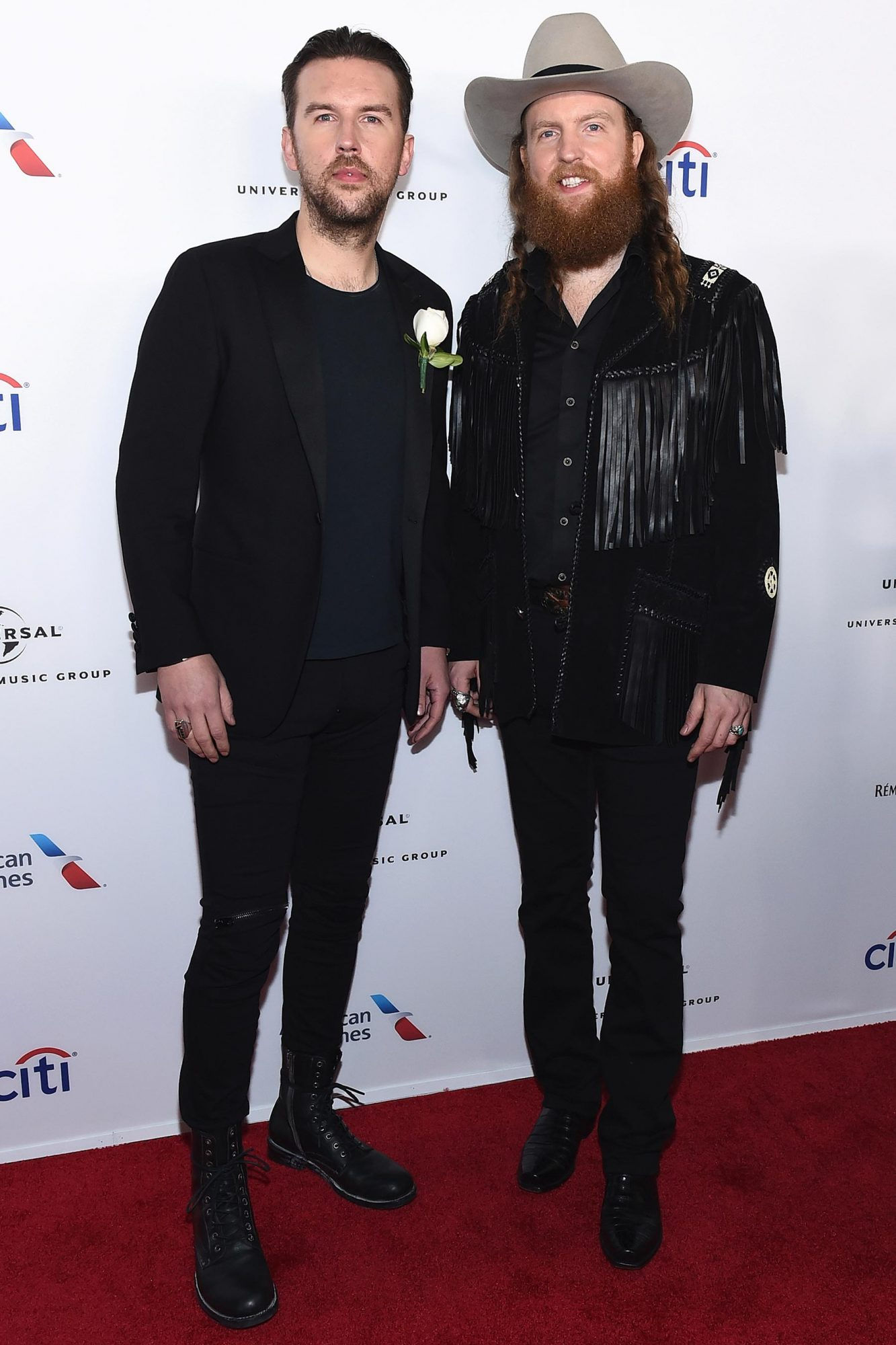 Universal Music Group's 2018 After Party For The Grammy Awards Presented By American Airlines And Citi On January 28, 2018 In New York City - Arrivals