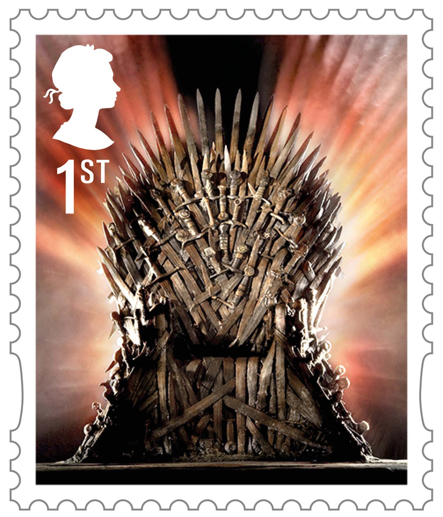 GoT MS Iron Throne