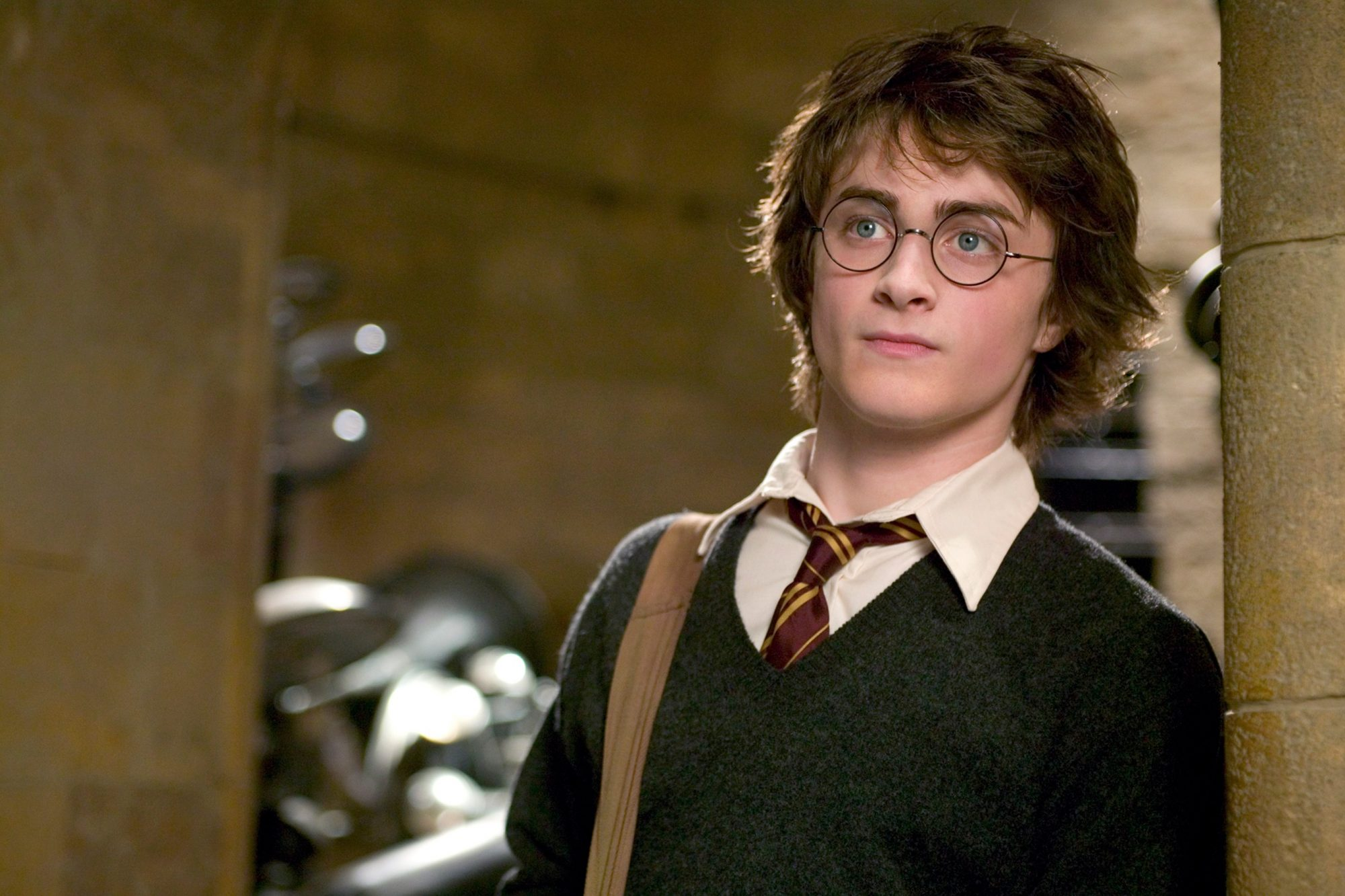 Harry Potter and the Goblet of Fire (2005)Daniel Radcliffe as Harry Potter
