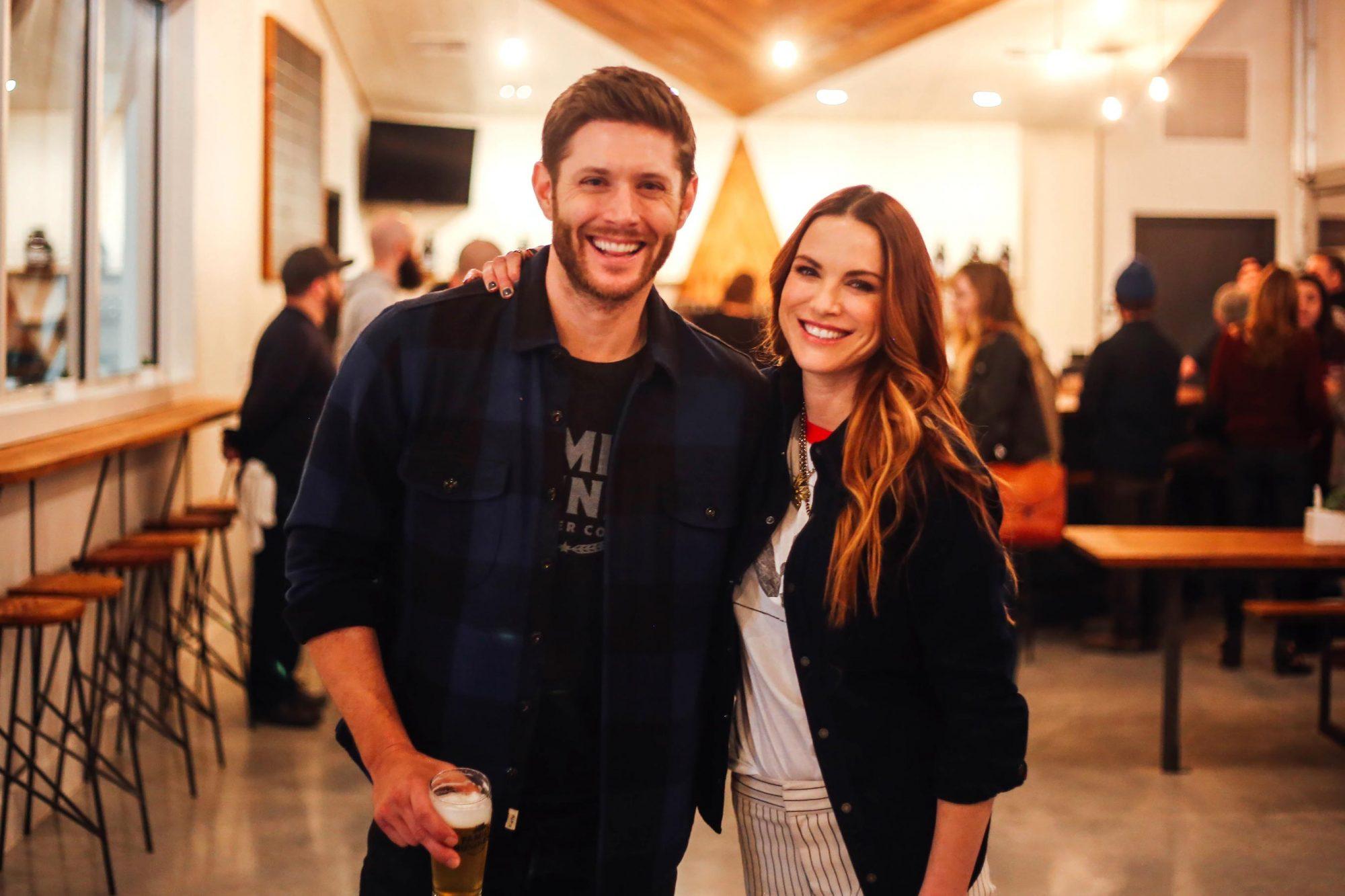 Jensen Ackles Family Business Beer Co CR: Julia Keim