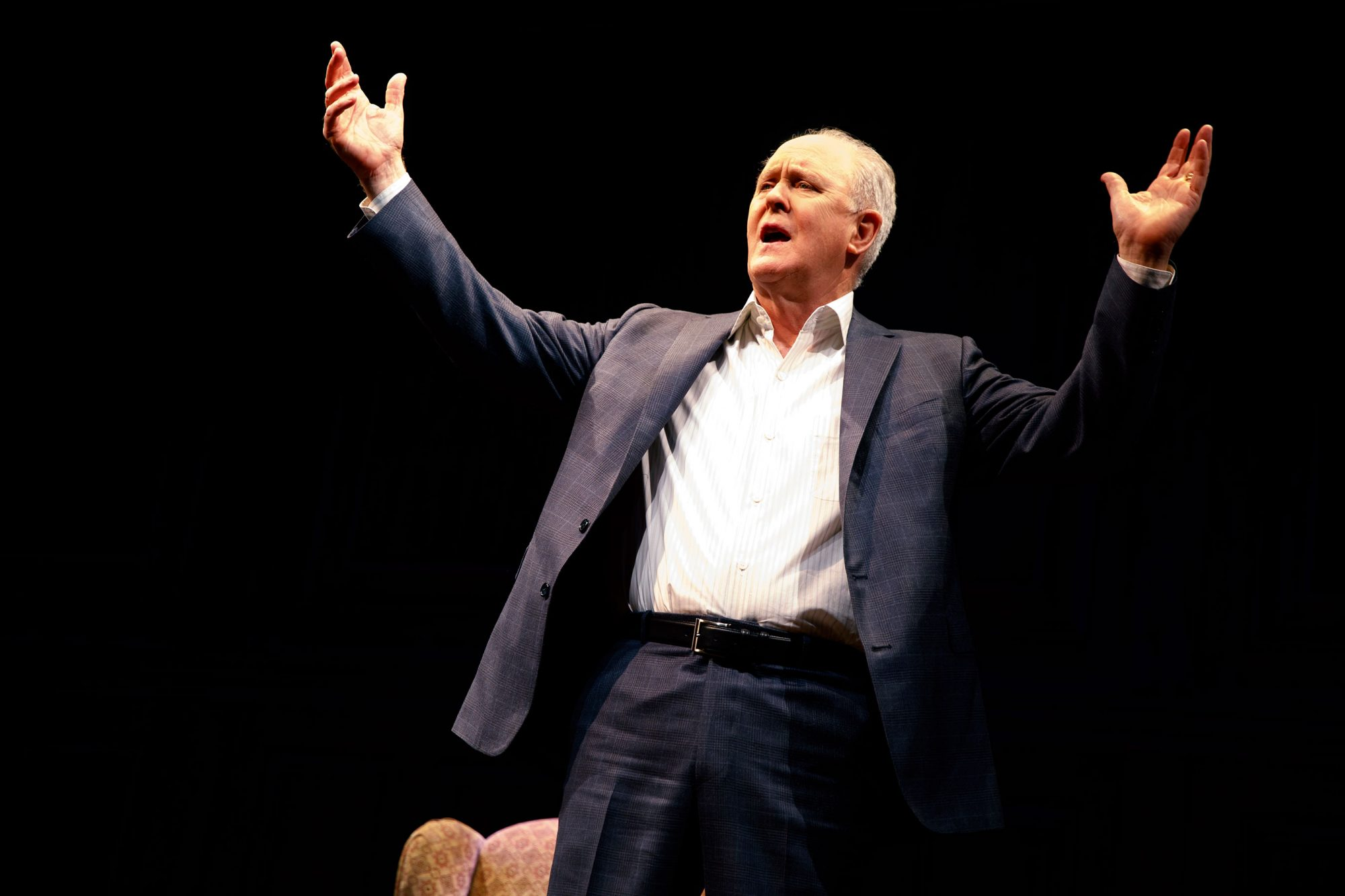 JOHN LITHGOW: STORIES BY HEART TICKETS