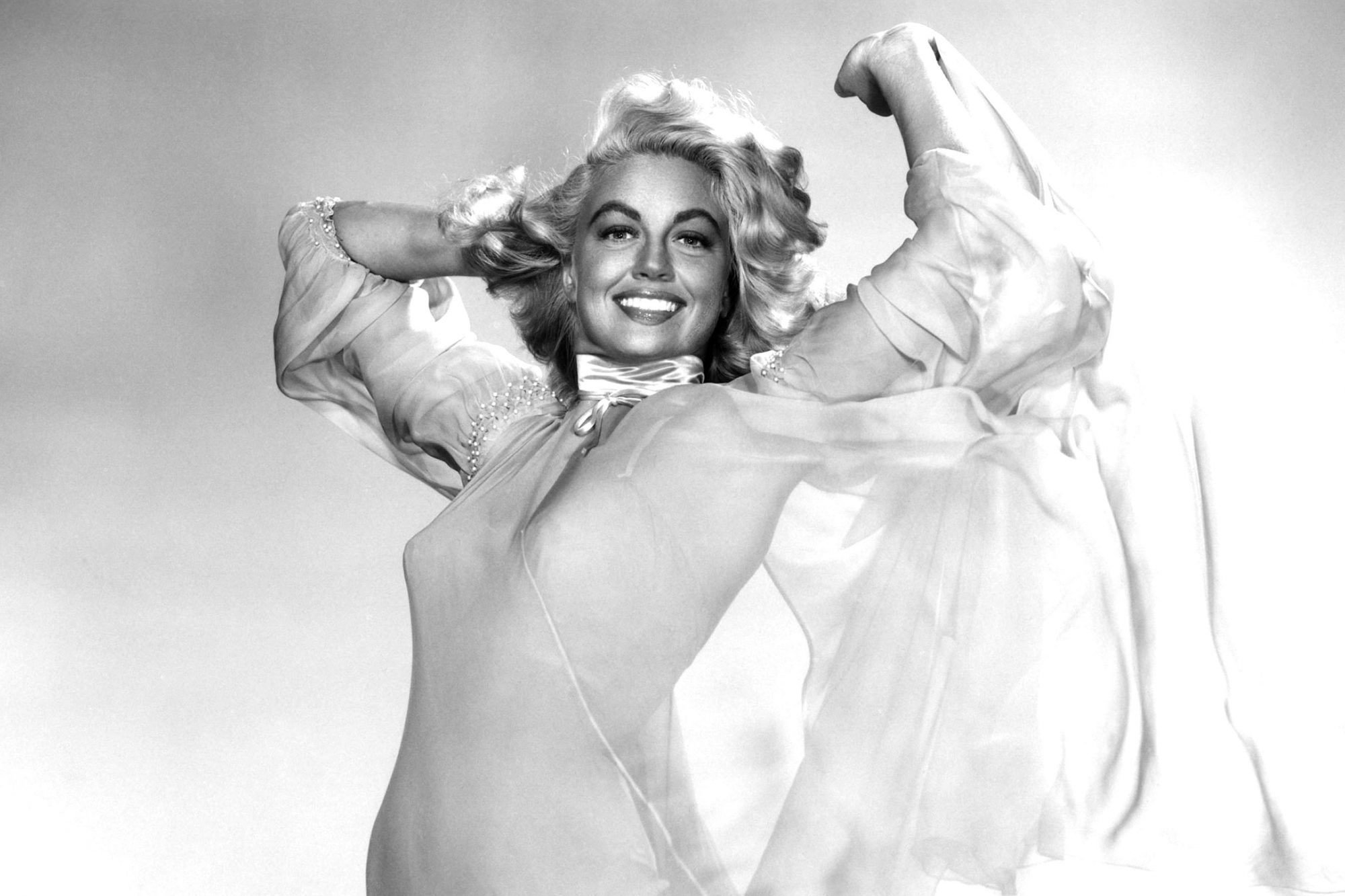 WRITTEN ON THE WIND, Dorothy Malone, 1956