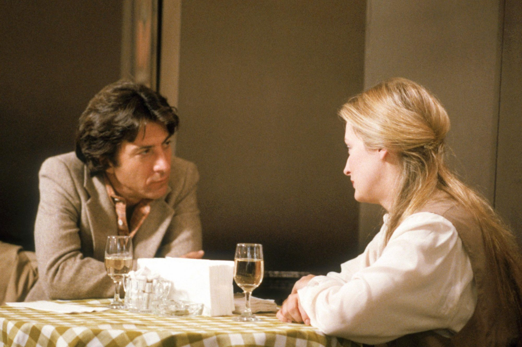 KRAMER VS. KRAMER, Dustin Hoffman, Meryl Streep, 1979, (c) Columbia/courtesy Everett Collection
