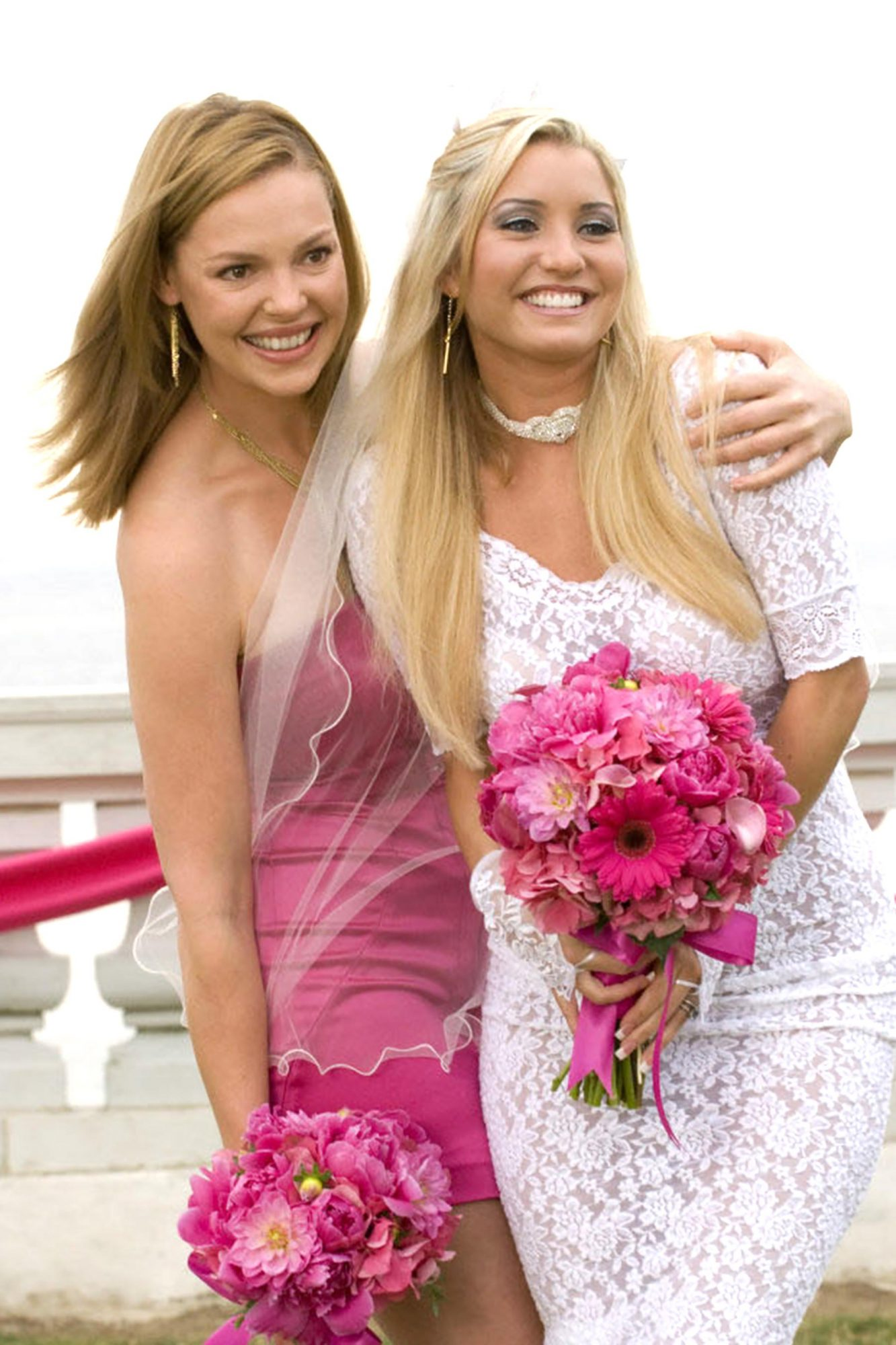 27 DRESSES, Katherine Heigl (left), 2008. TM &©20th Century Fox. All rights reserved/courtesy Everet