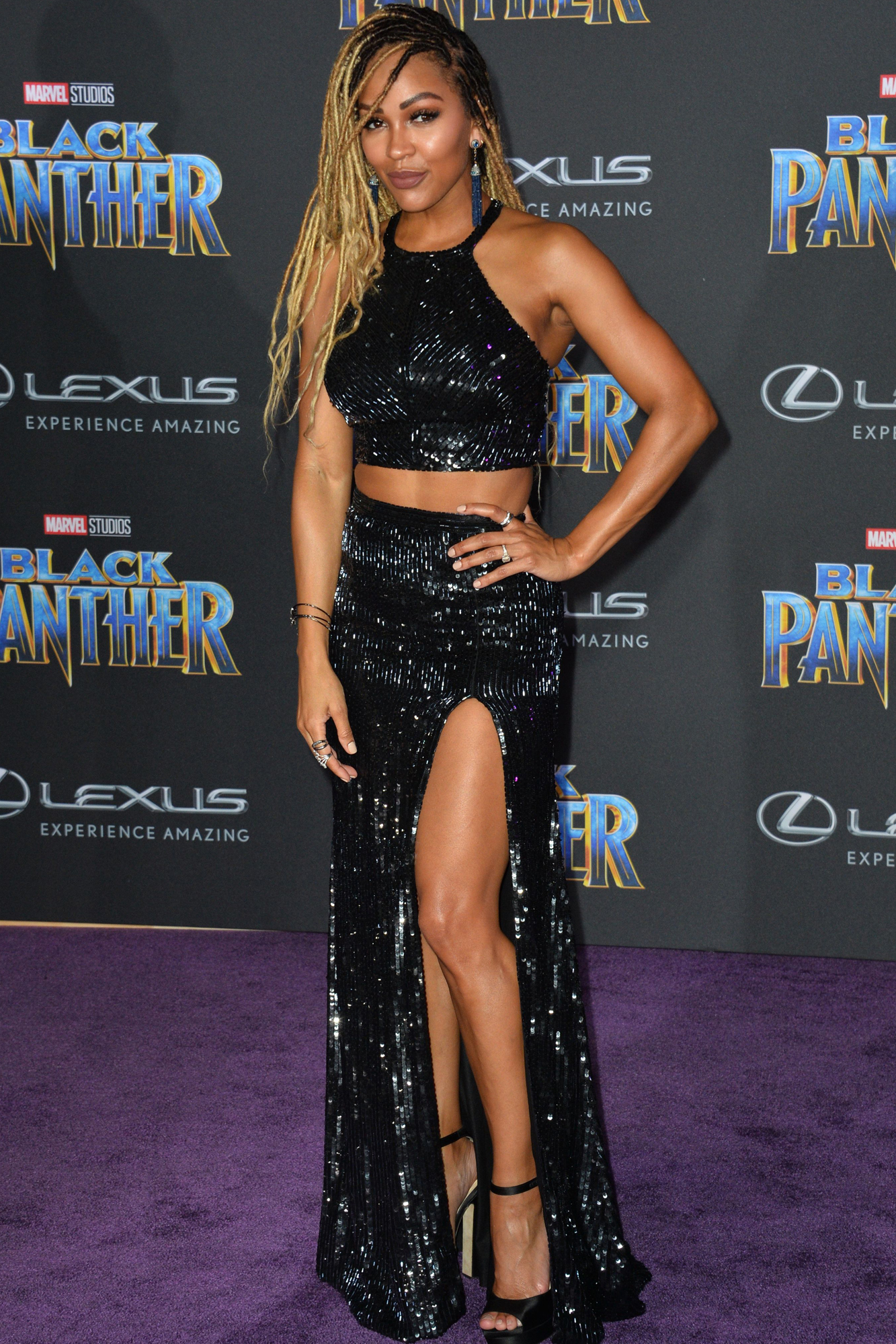 'Black Panther' World Premiere, Los Angeles 29 Jan 2018