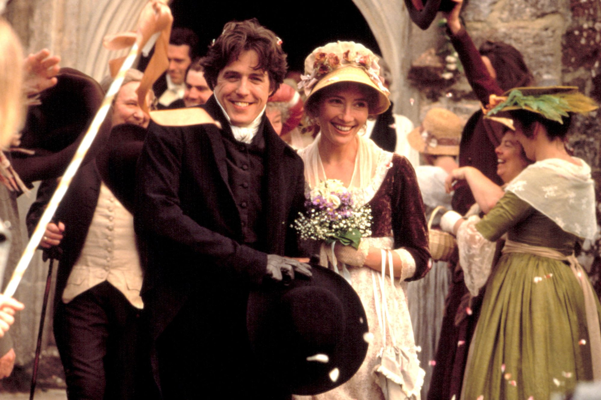SENSE AND SENSIBILITY, Hugh Grant, Emma Thompson, 1995