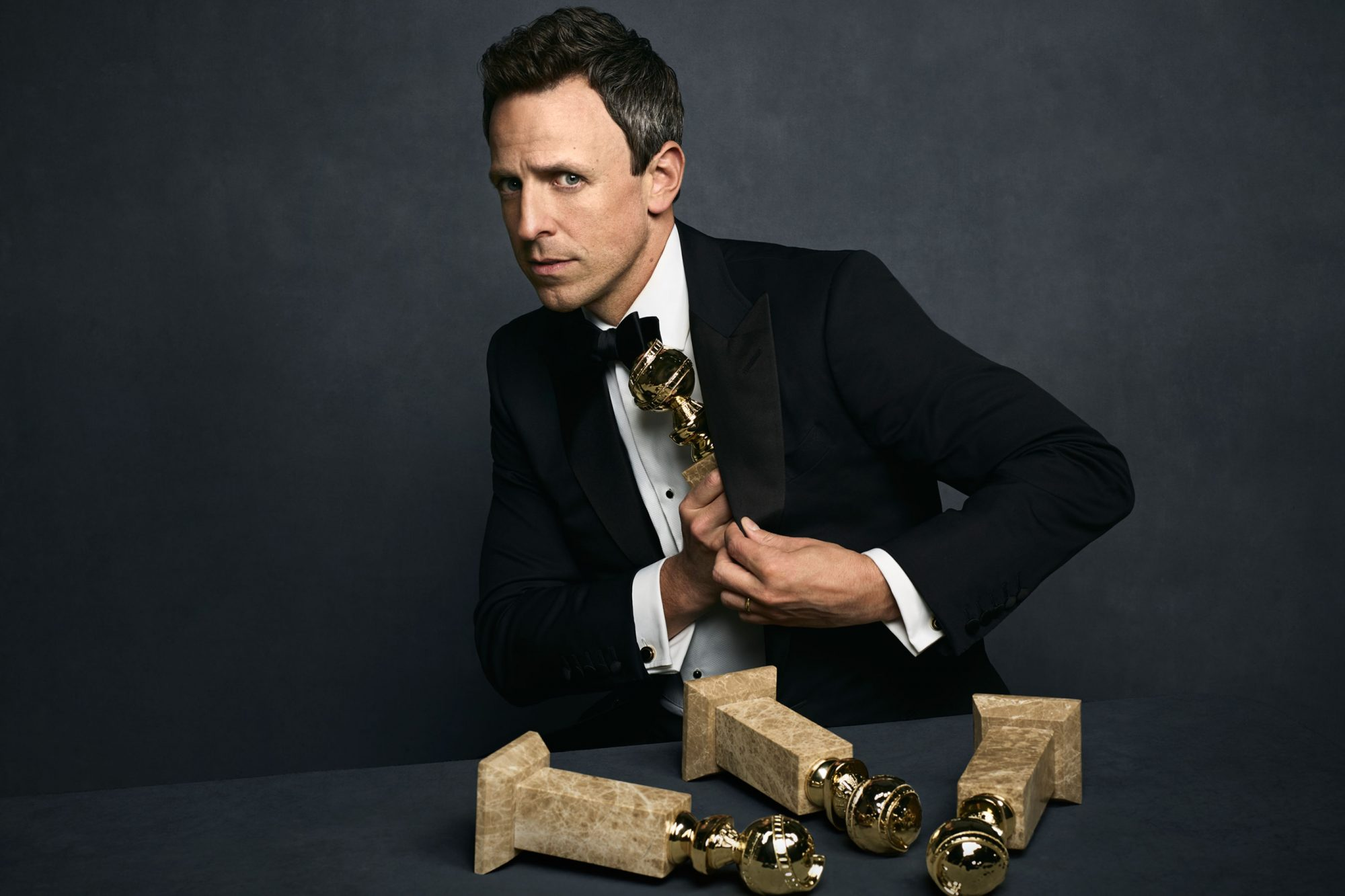 Golden Globe Awards - Season 75