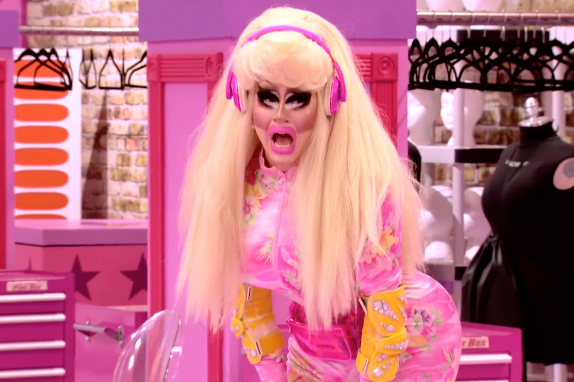 Rupaul's Drag Race (screen grab) CR: VH1