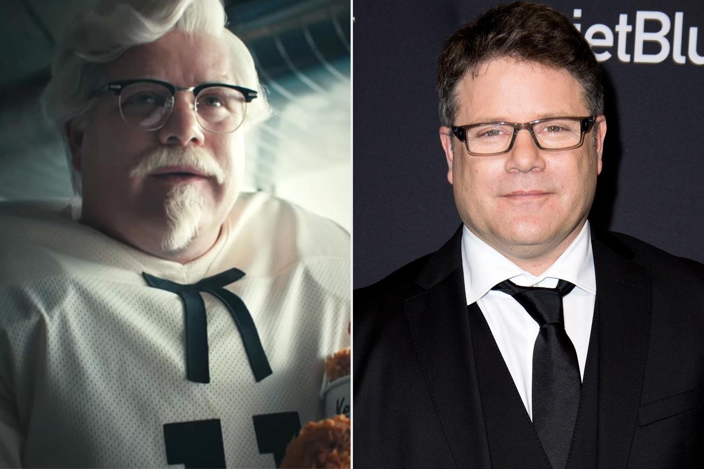 Colonel Sanders actors