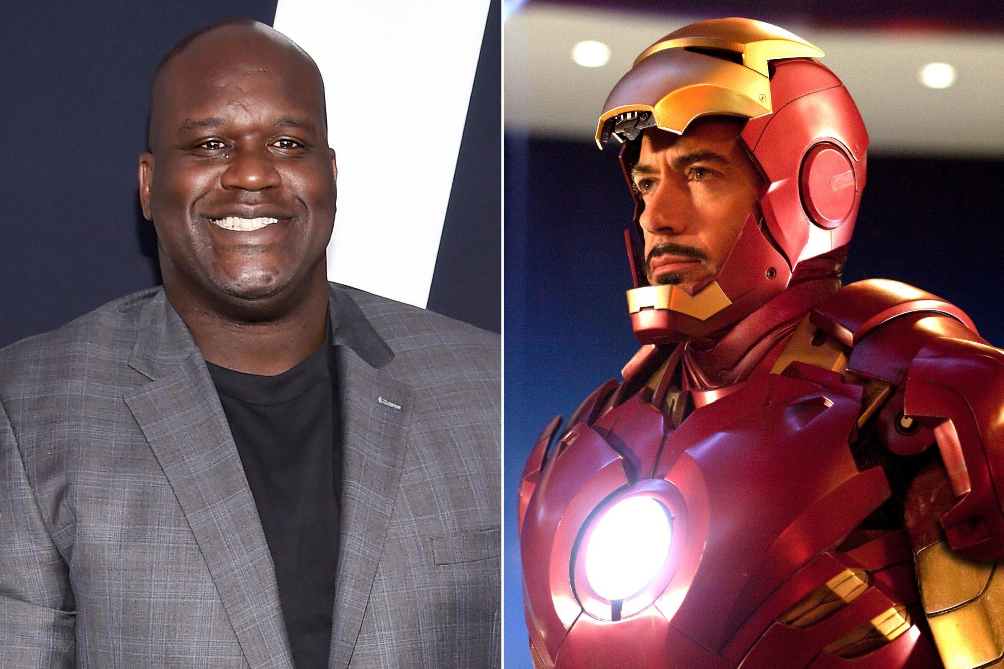 Shaq-Iron-Man