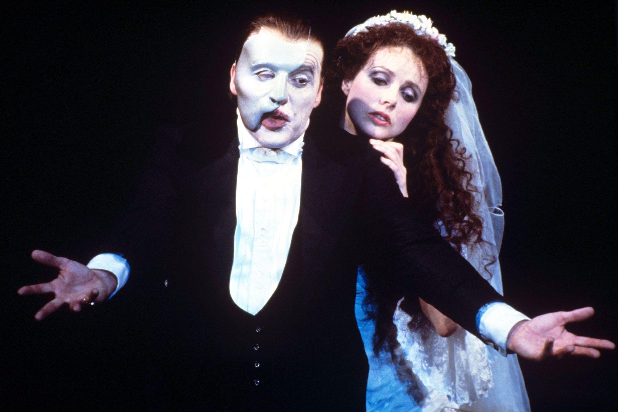 """Phantom of the Opera"" Musical, London, Britain - 09 Oct 1986"