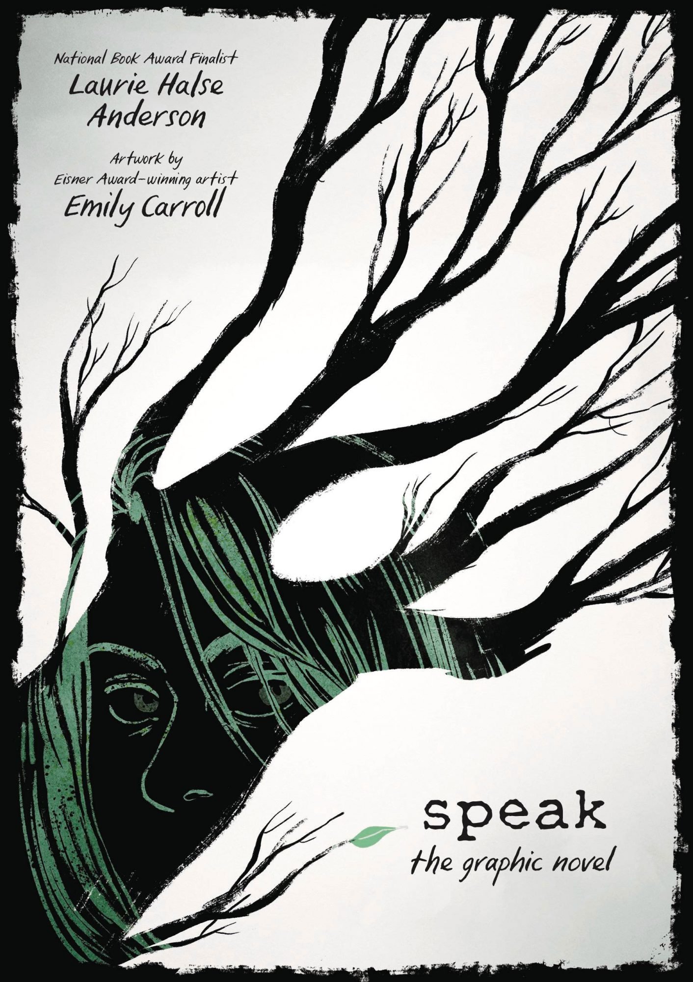 Image result for speak the graphic novel book cover