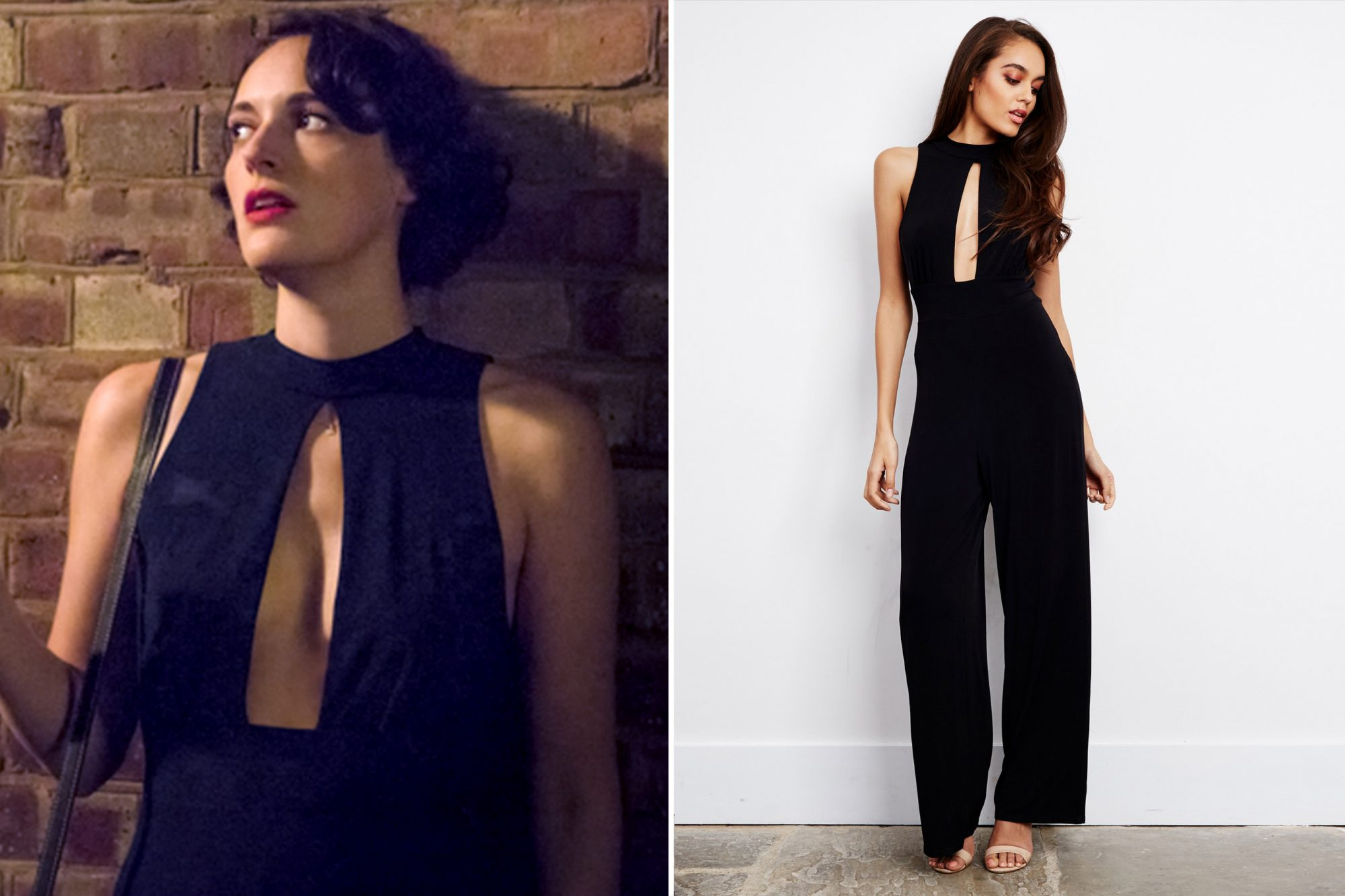 The Fleabag jumpsuit