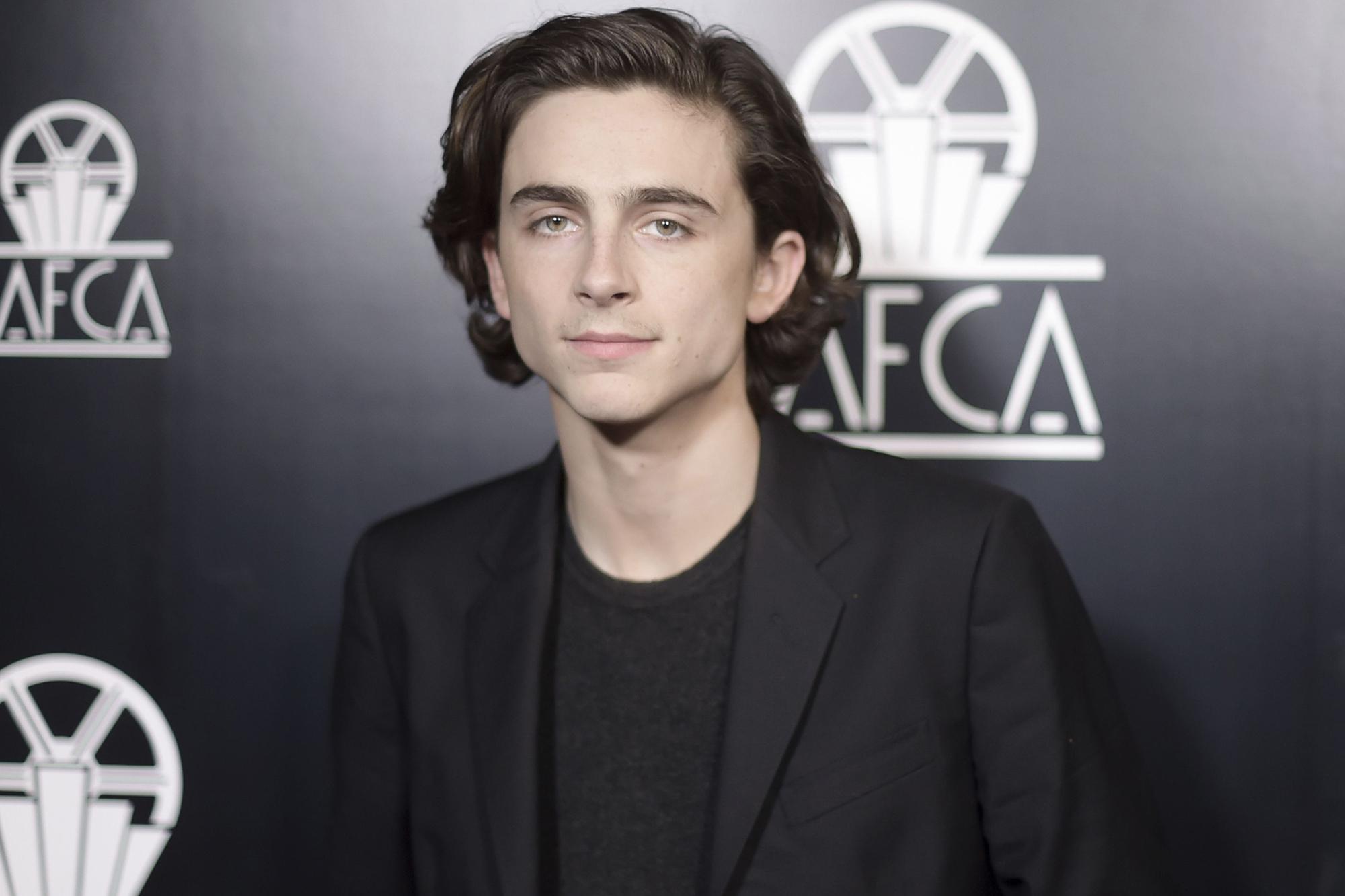 43rd Annual Film Critics Association Awards, Los Angeles, USA - 13 Jan 2018