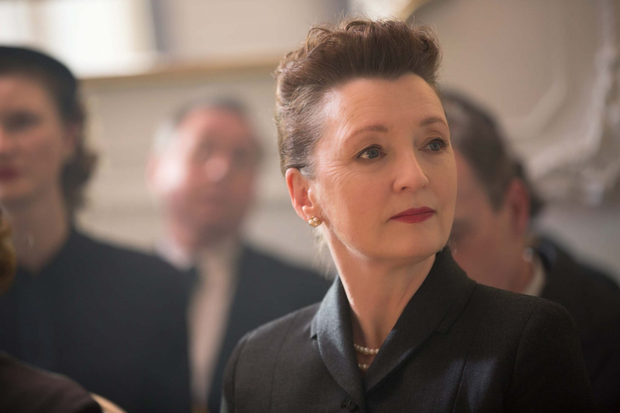 SURPRISE: Lesley Manville for Best Supporting Actress